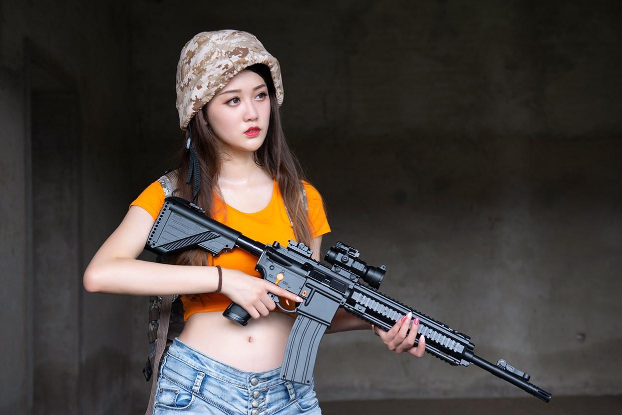 【兔玩映画】狙击少女 兔玩映画 第10张