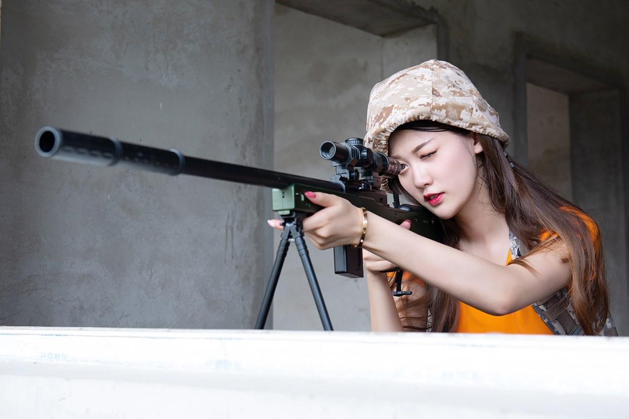 【兔玩映画】狙击少女 兔玩映画 第7张