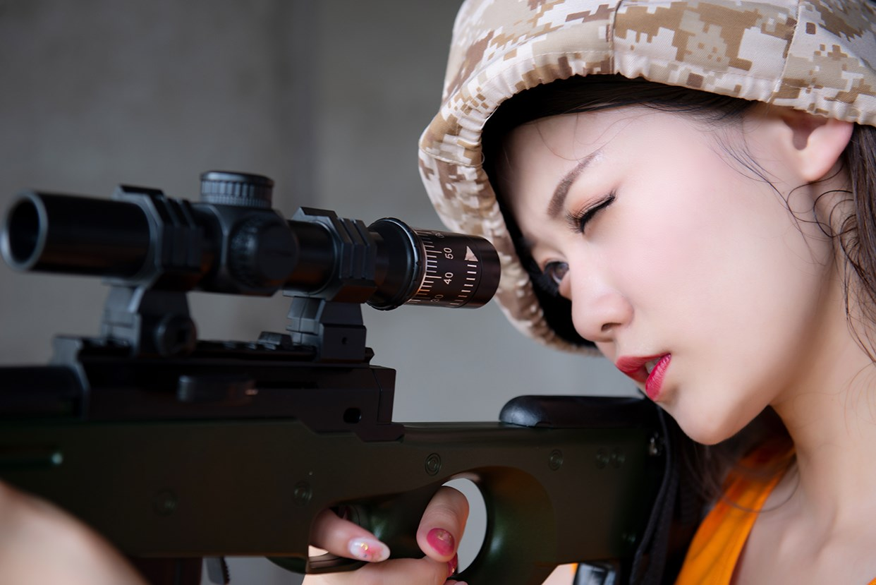 【兔玩映画】狙击少女 兔玩映画 第6张
