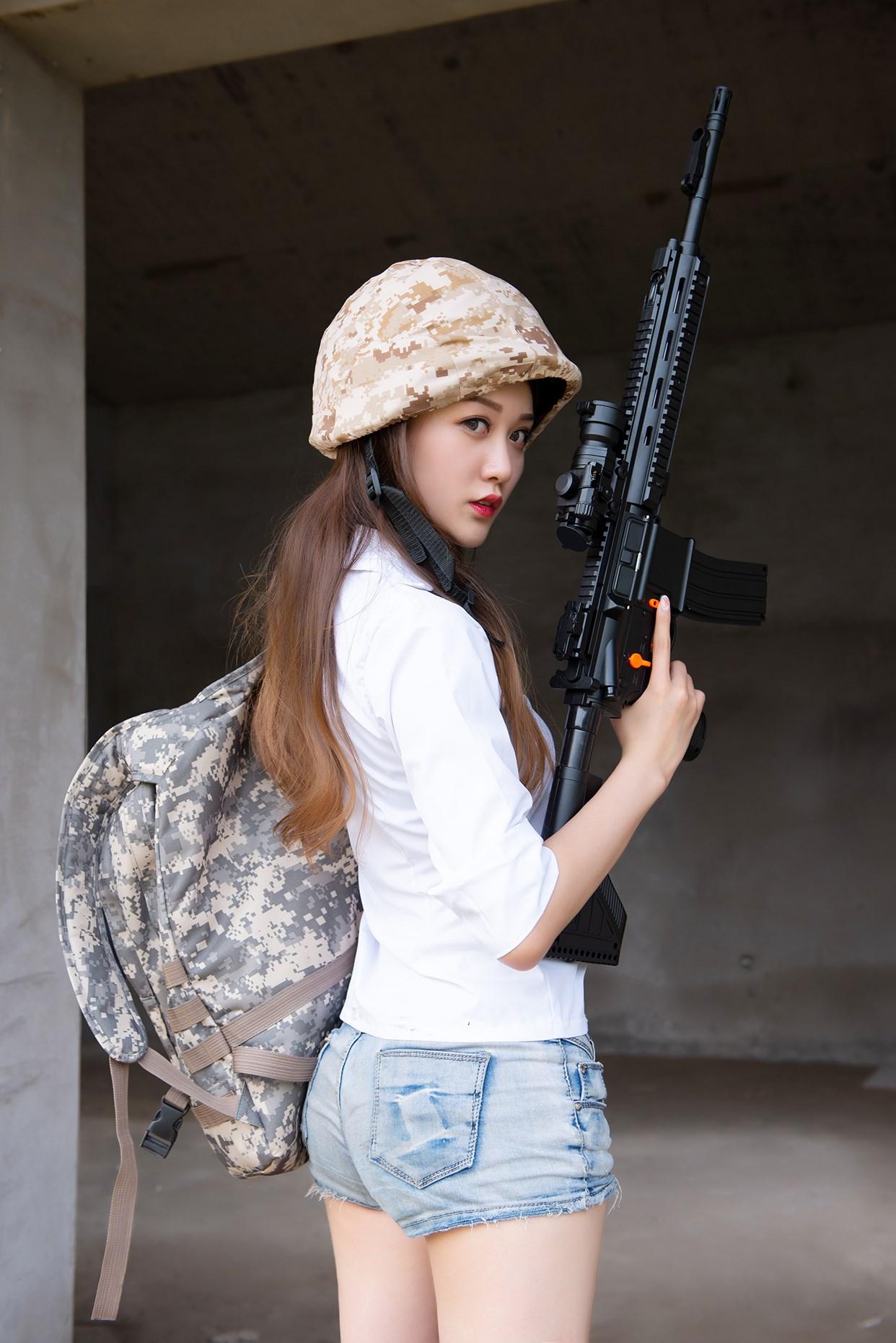 【兔玩映画】狙击少女 兔玩映画 第3张