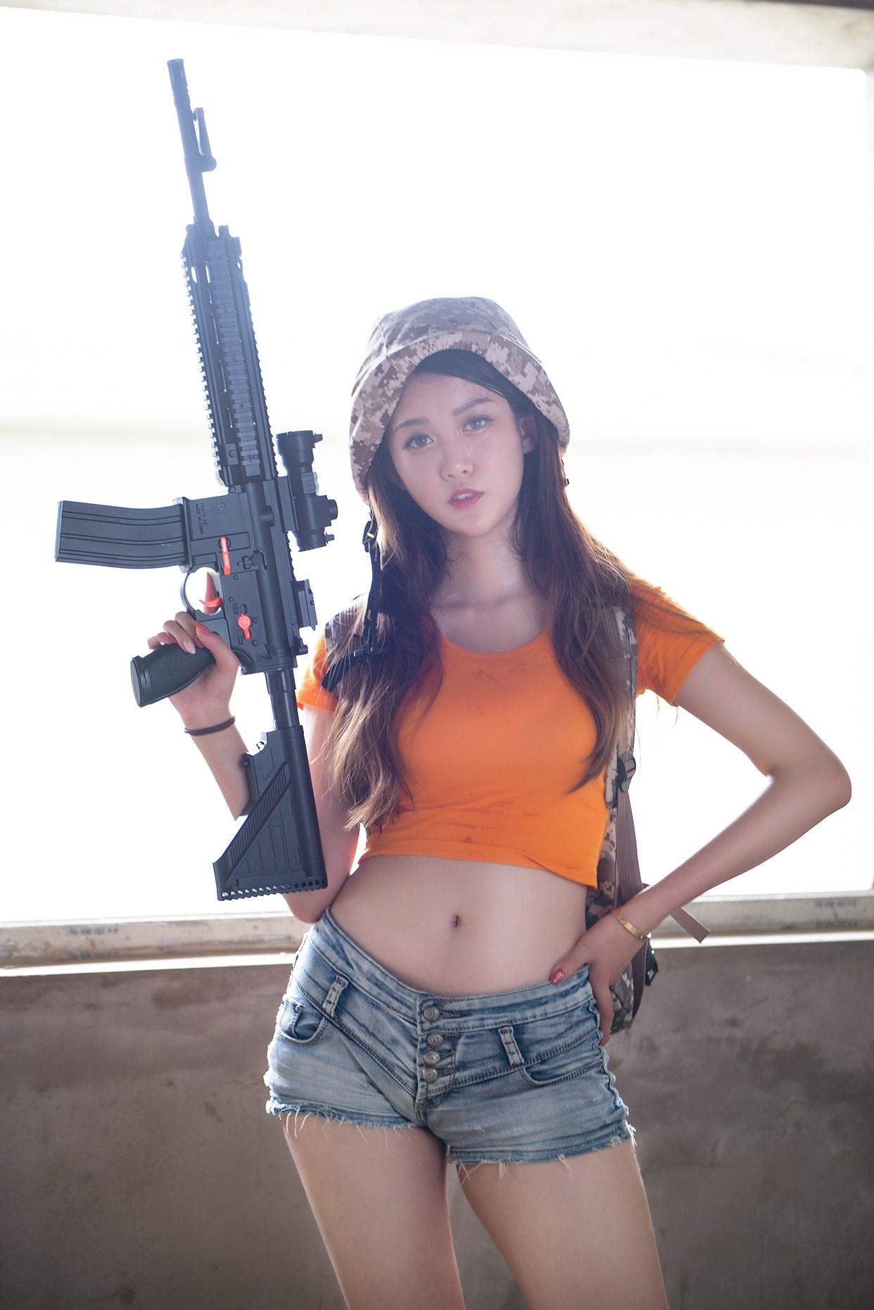 【兔玩映画】狙击少女 兔玩映画 第2张