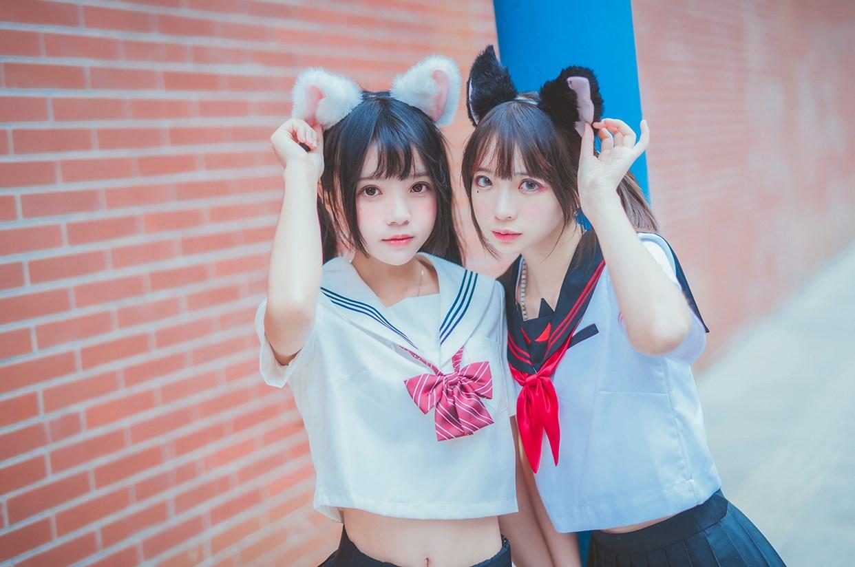 【兔玩映画】jk百合·续 兔玩映画 第10张