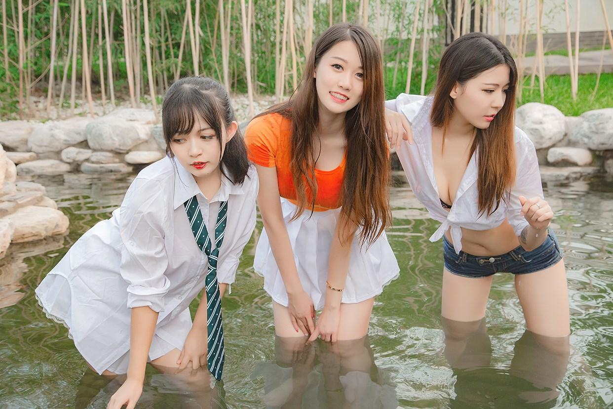 【兔玩映画】湿身girl 兔玩映画 第29张