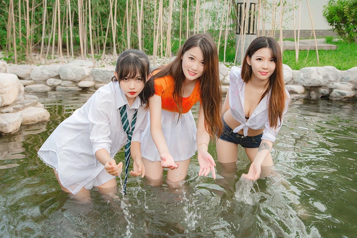 【兔玩映画】湿身girl 兔玩映画 第28张