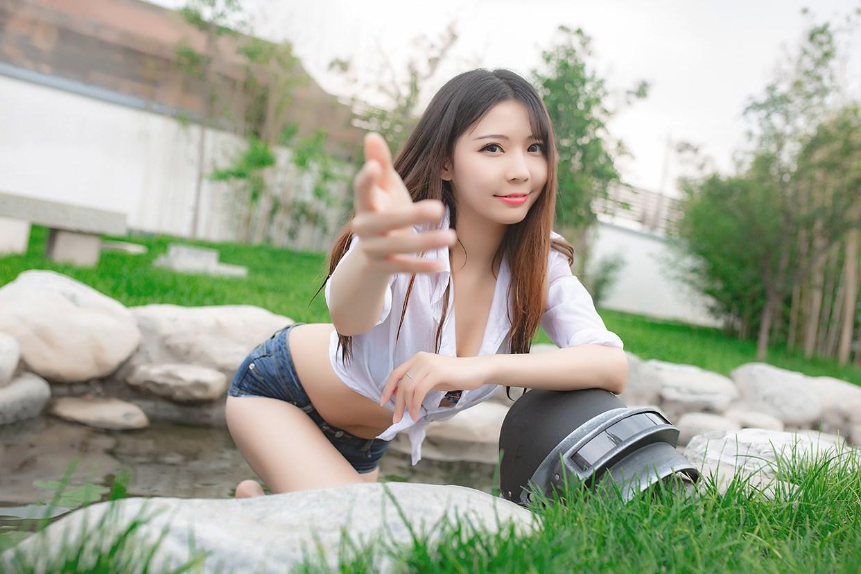 【兔玩映画】湿身girl 兔玩映画 第21张