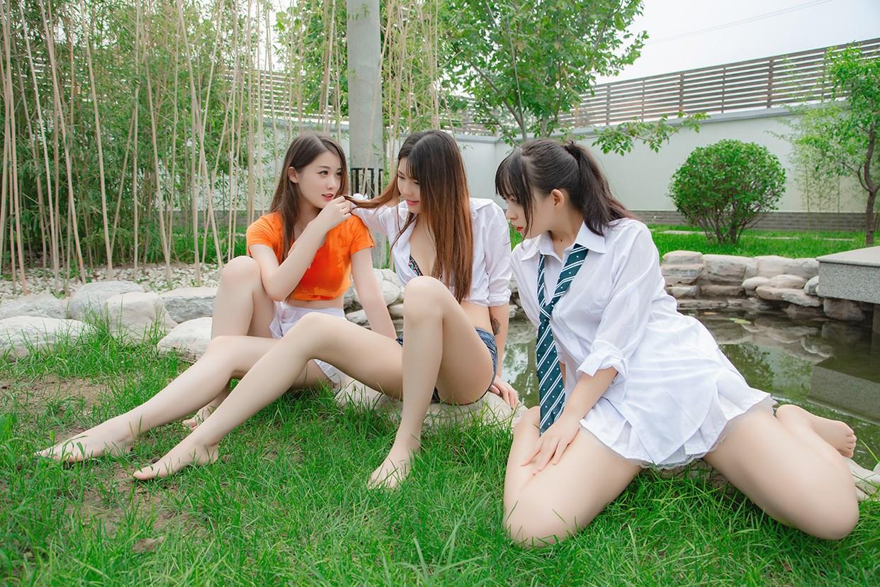 【兔玩映画】湿身girl 兔玩映画 第4张