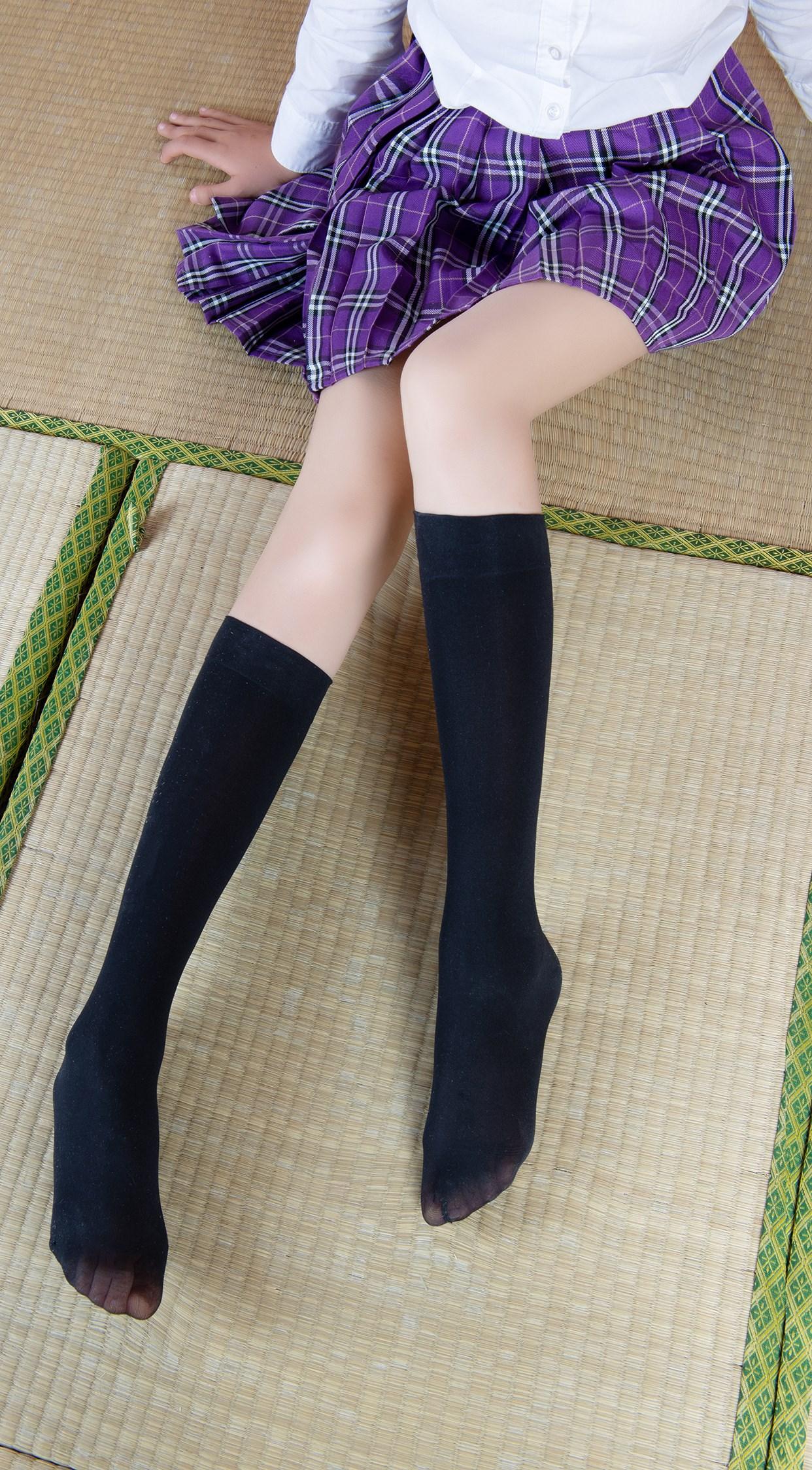 【兔玩映画】玉藻前的半筒袜 兔玩映画 第25张