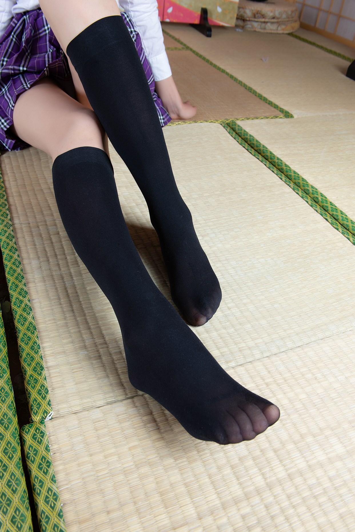 【兔玩映画】玉藻前的半筒袜 兔玩映画 第11张