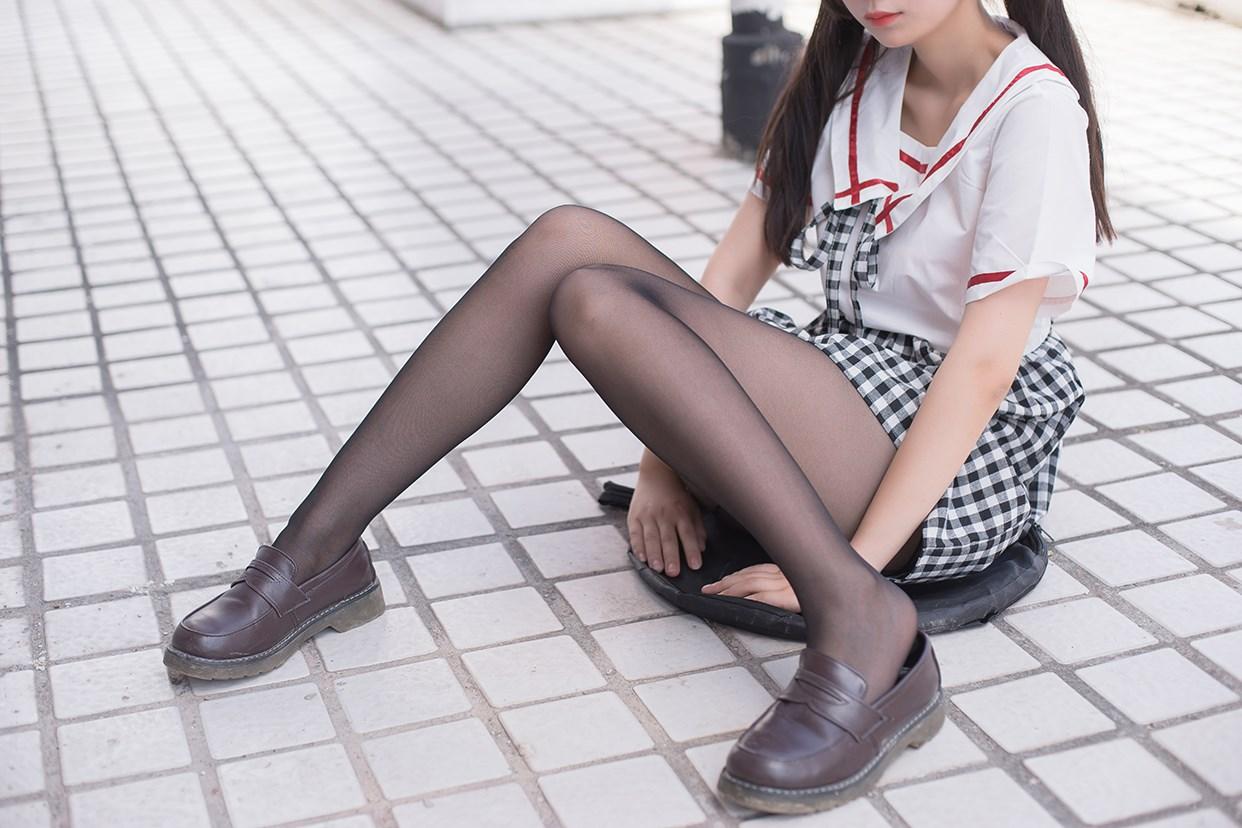 【兔玩映画】萝莉穿黑丝啦! 兔玩映画 第31张