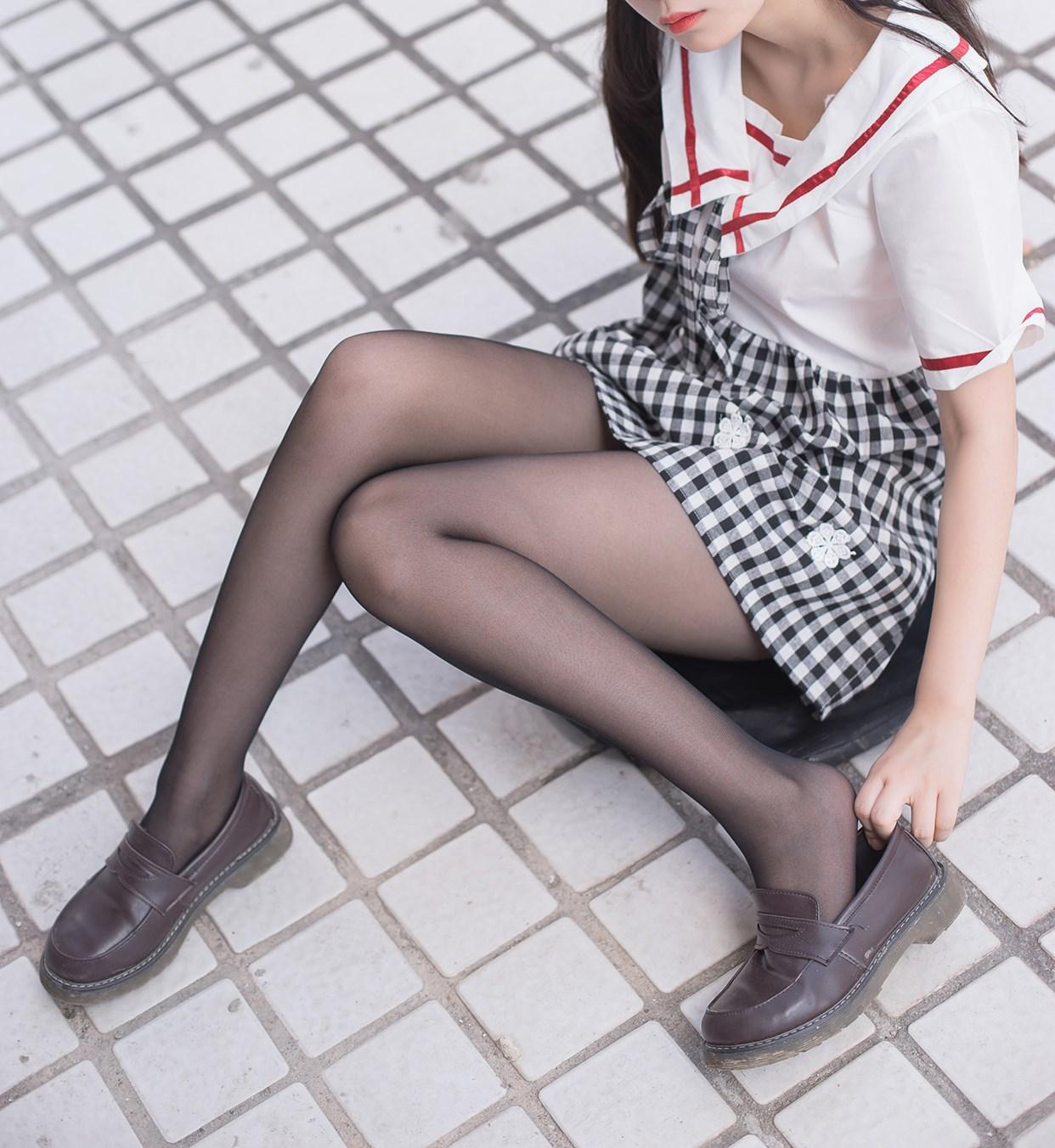 【兔玩映画】萝莉穿黑丝啦! 兔玩映画 第30张