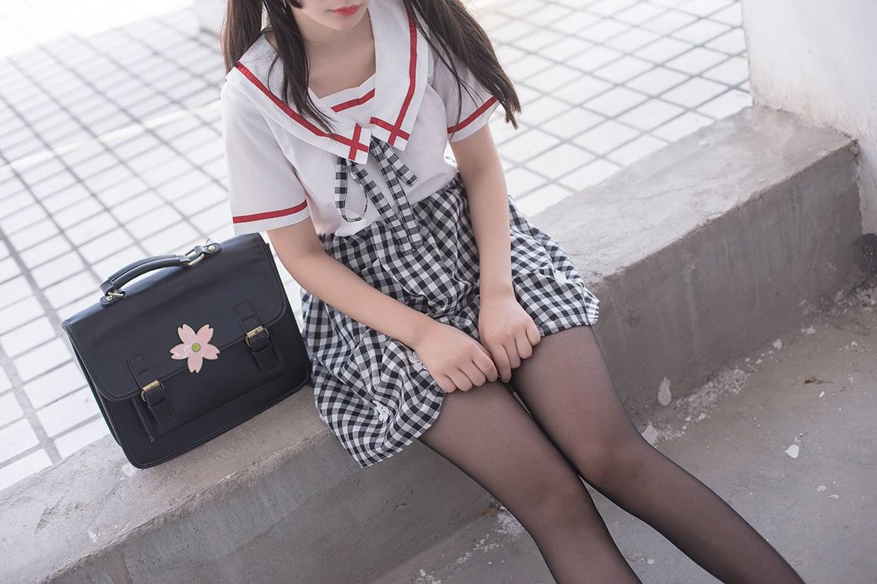 【兔玩映画】萝莉穿黑丝啦! 兔玩映画 第27张