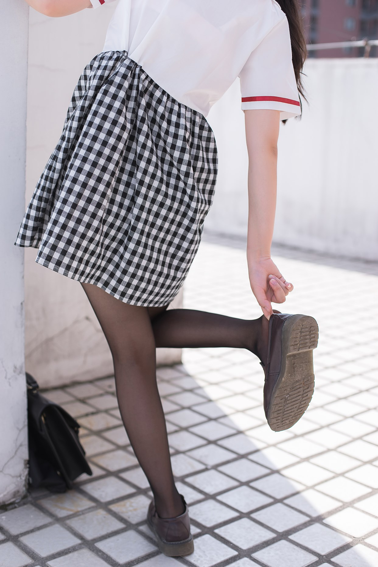【兔玩映画】萝莉穿黑丝啦! 兔玩映画 第24张
