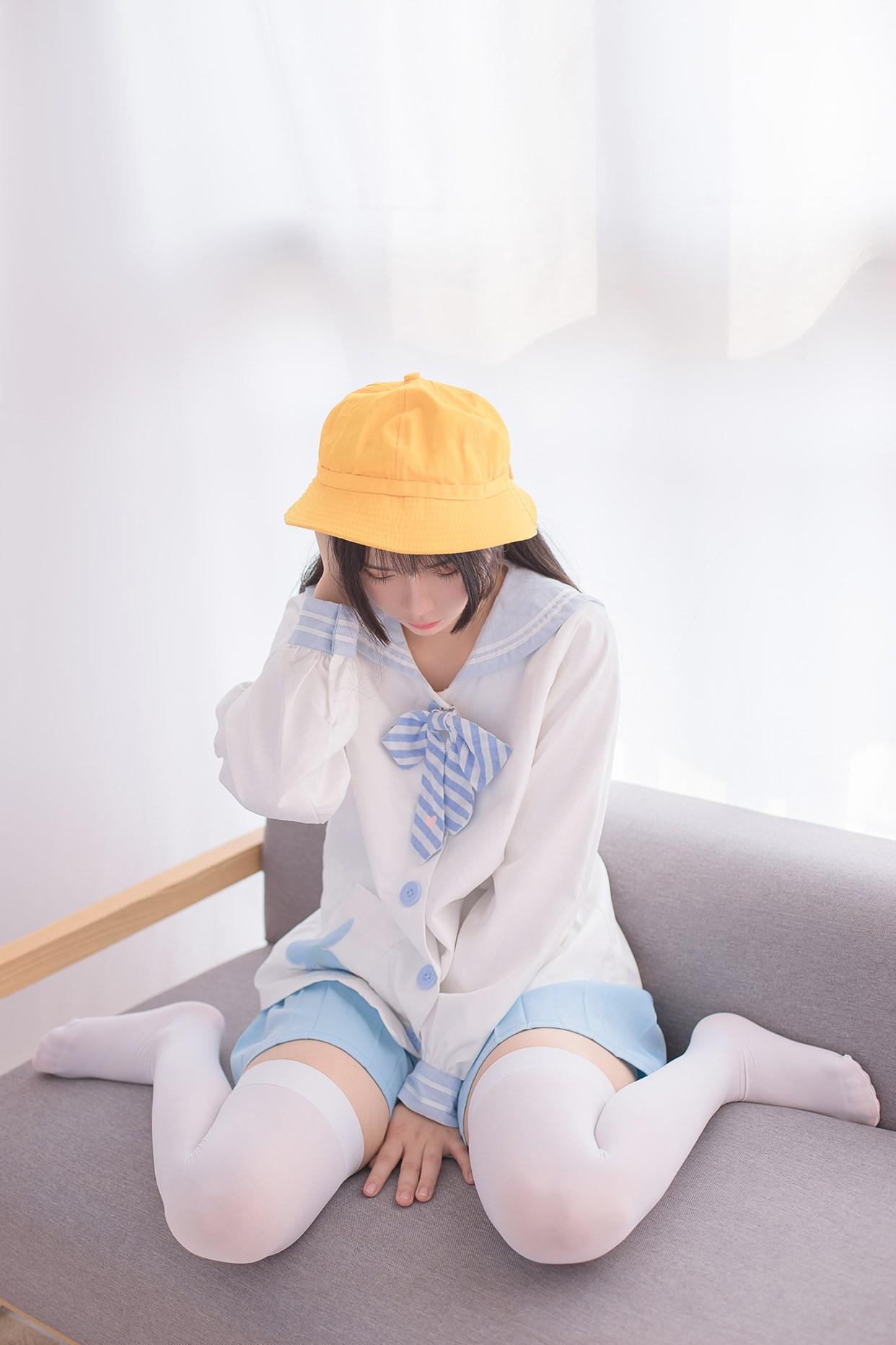 【兔玩映画】小黄帽和白丝 兔玩映画 第25张