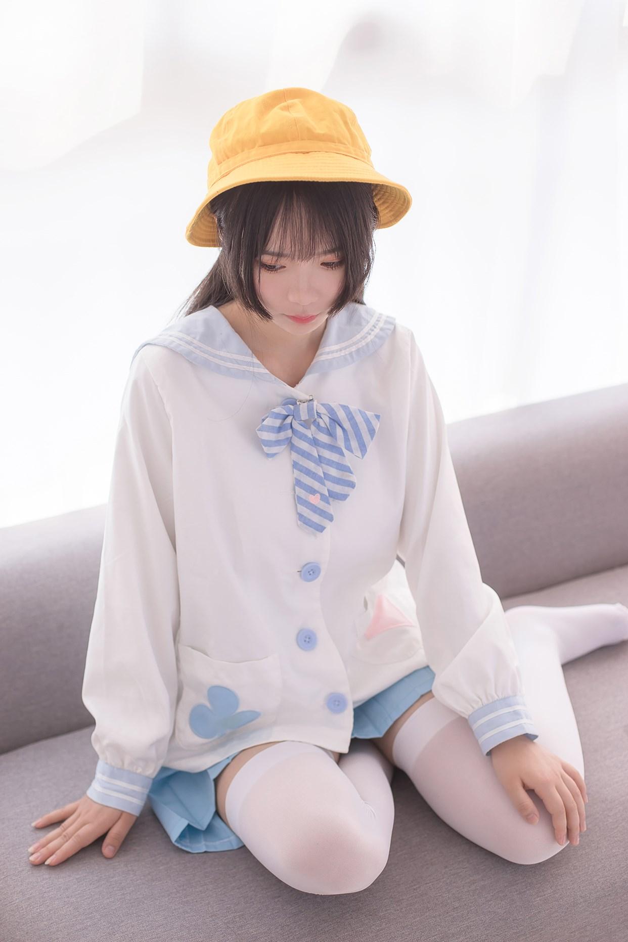 【兔玩映画】小黄帽和白丝 兔玩映画 第17张