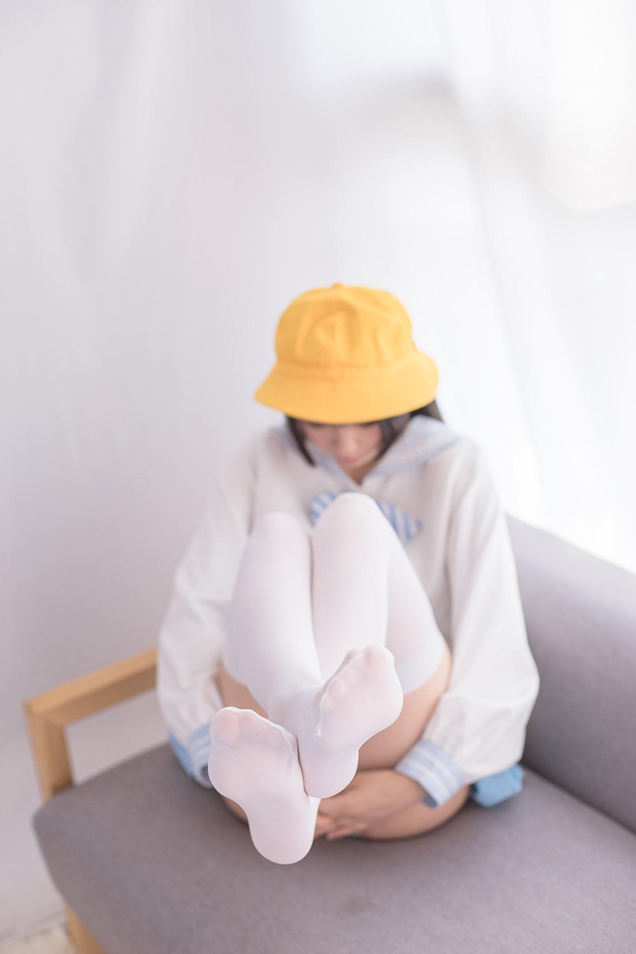 【兔玩映画】小黄帽和白丝 兔玩映画 第15张