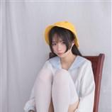 【兔玩映画】小黄帽和白丝 兔玩映画 第1张