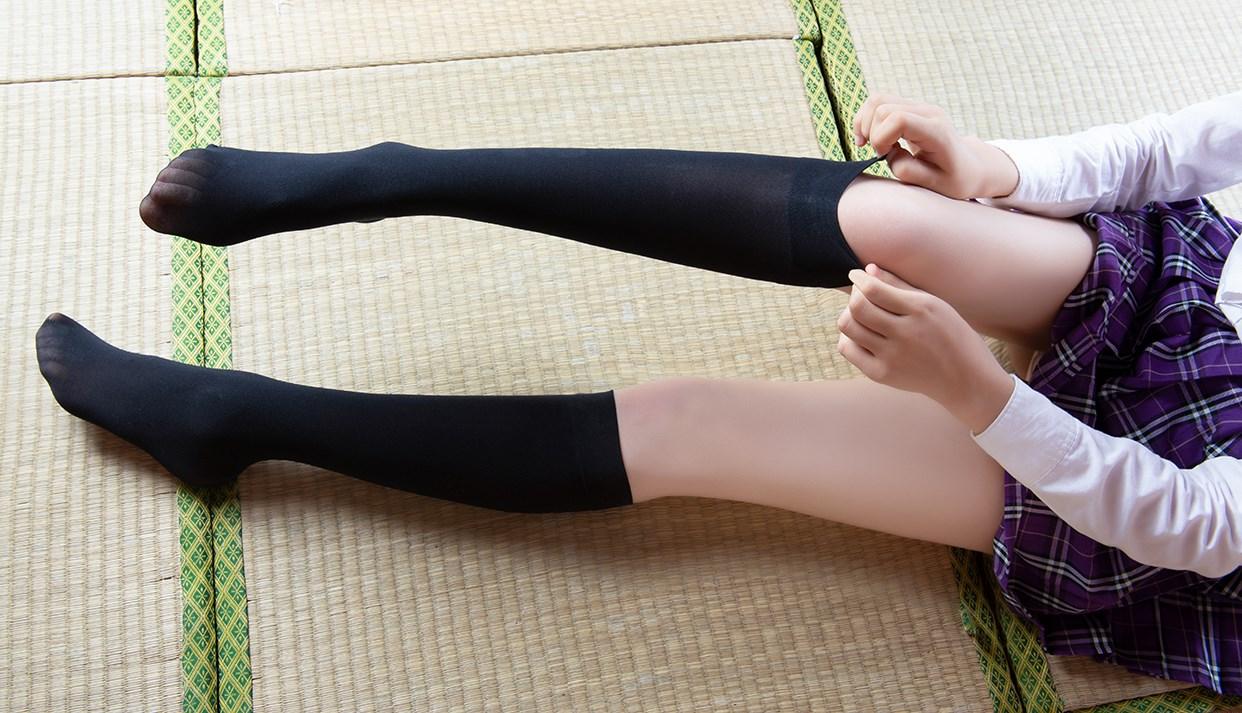 【兔玩映画】玉藻前的半筒袜 兔玩映画 第34张