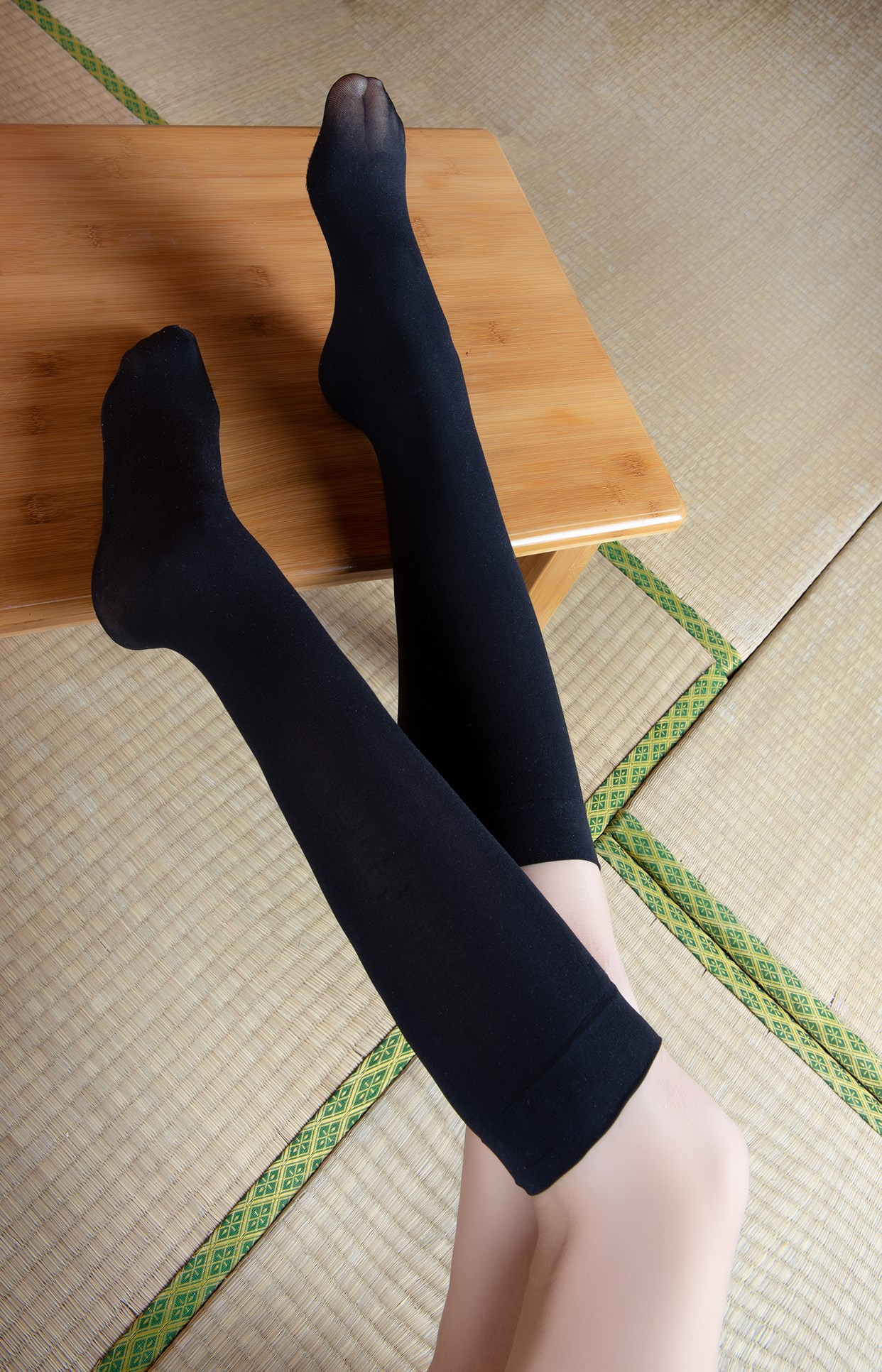 【兔玩映画】玉藻前的半筒袜 兔玩映画 第31张