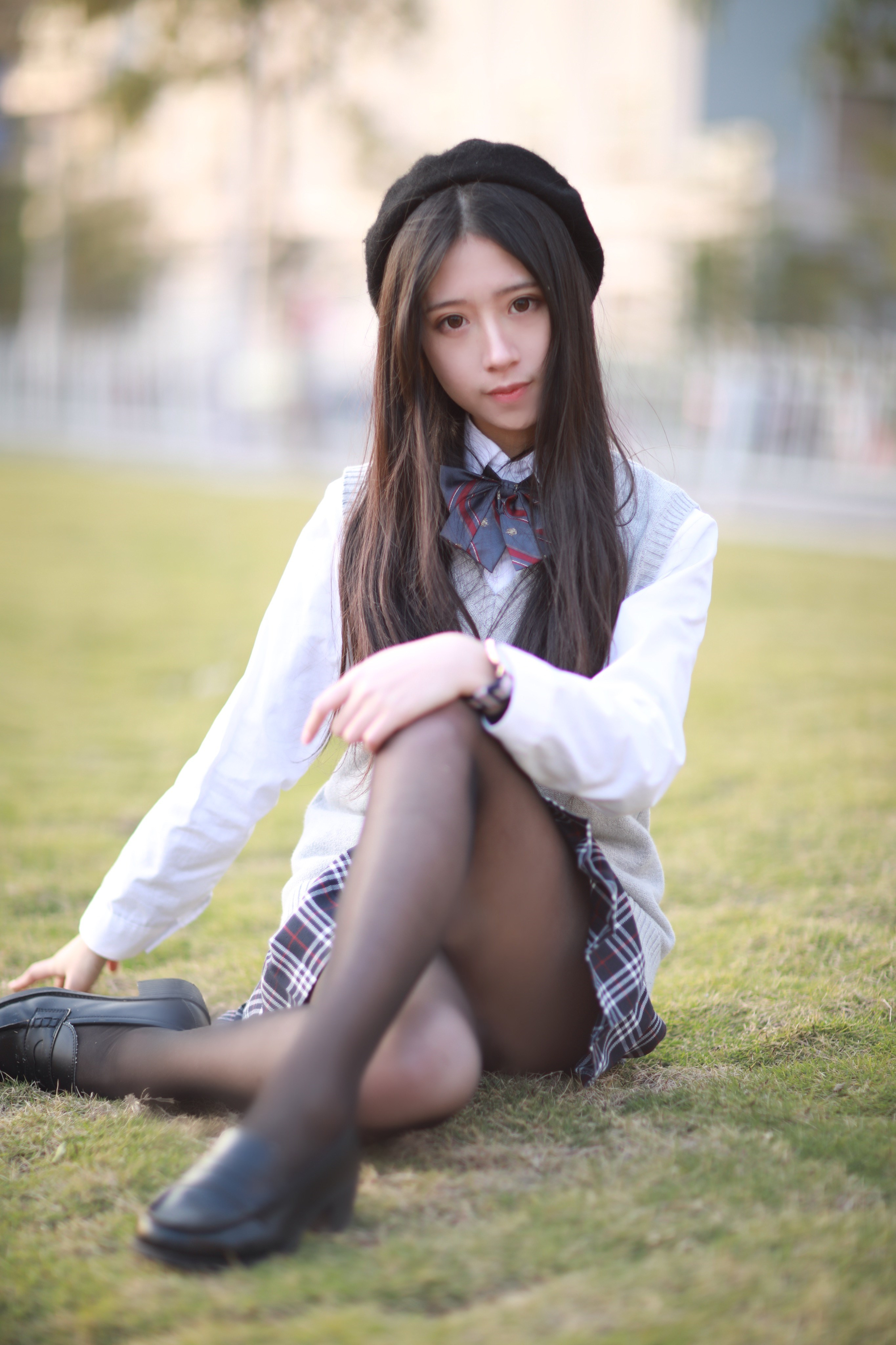 【兔玩映画】制服黑丝 兔玩映画 第19张