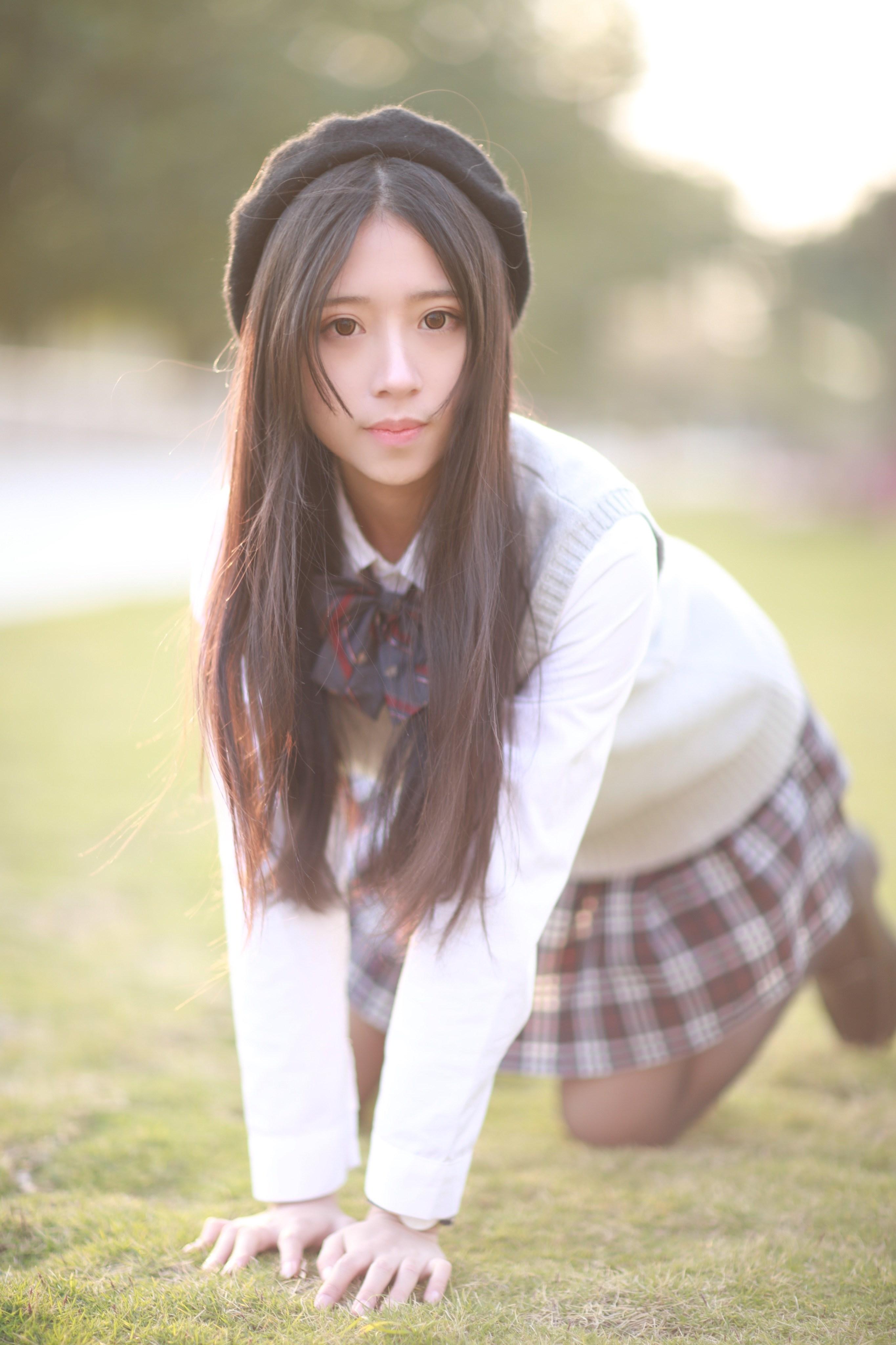 【兔玩映画】制服黑丝 兔玩映画 第18张
