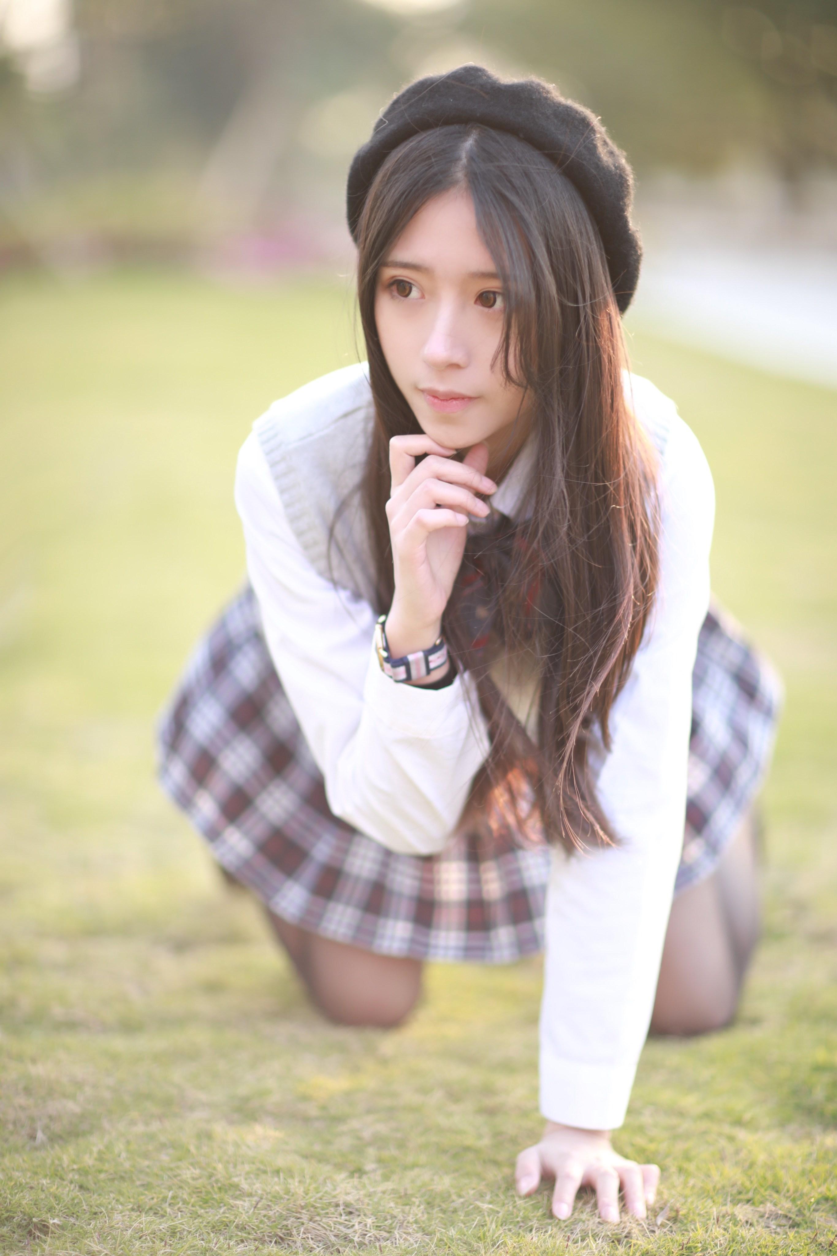 【兔玩映画】制服黑丝 兔玩映画 第17张