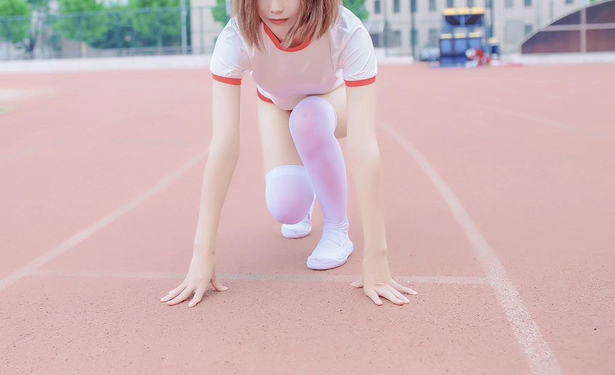 【兔玩映画】看台上的体操服 兔玩映画 第23张