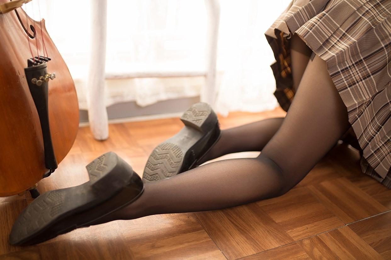 【兔玩映画】黄昏下的制服少女 兔玩映画 第57张