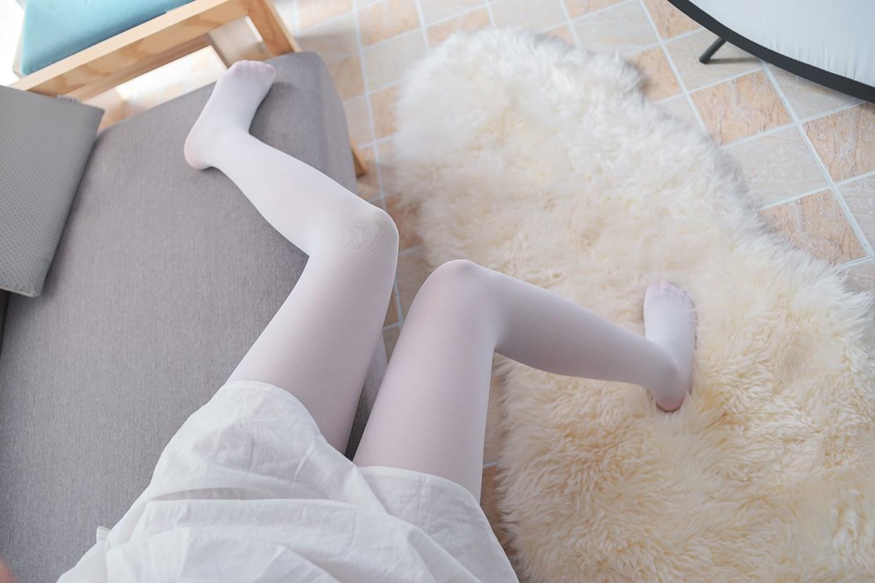 【兔玩映画】白丝喵喵 兔玩映画 第45张
