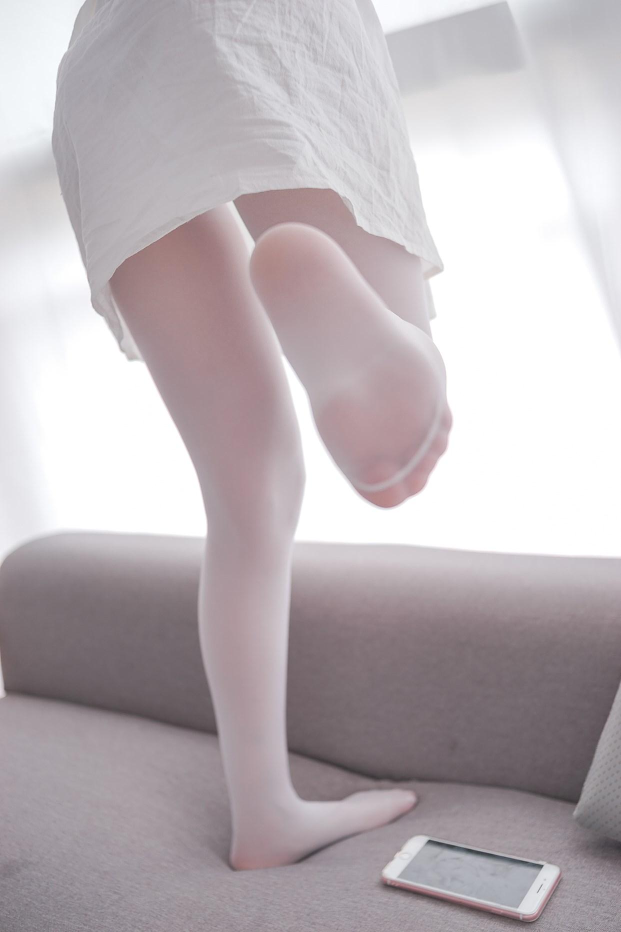 【兔玩映画】白丝喵喵 兔玩映画 第42张