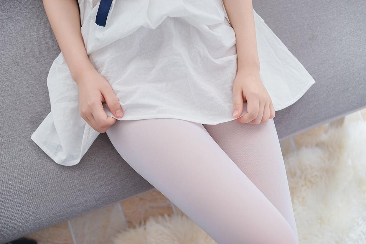 【兔玩映画】白丝喵喵 兔玩映画 第39张