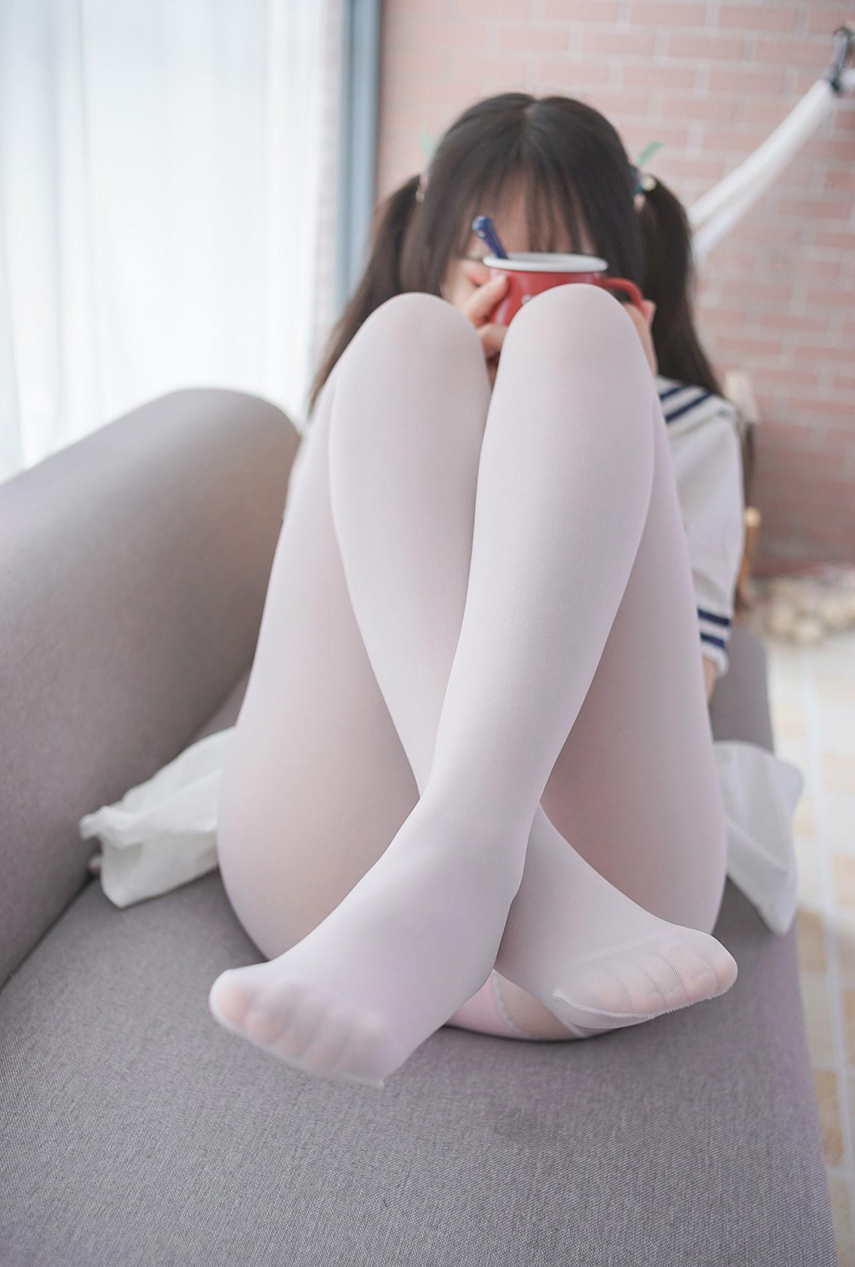 【兔玩映画】白丝喵喵 兔玩映画 第23张