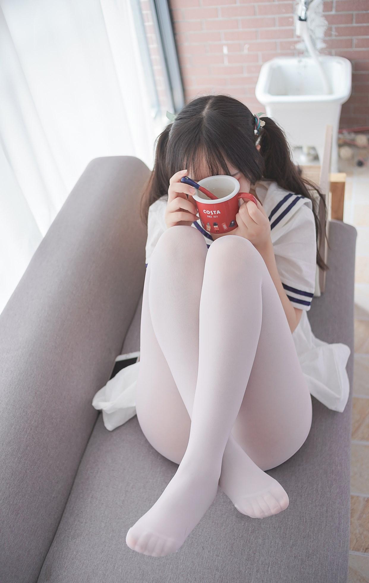 【兔玩映画】白丝喵喵 兔玩映画 第22张