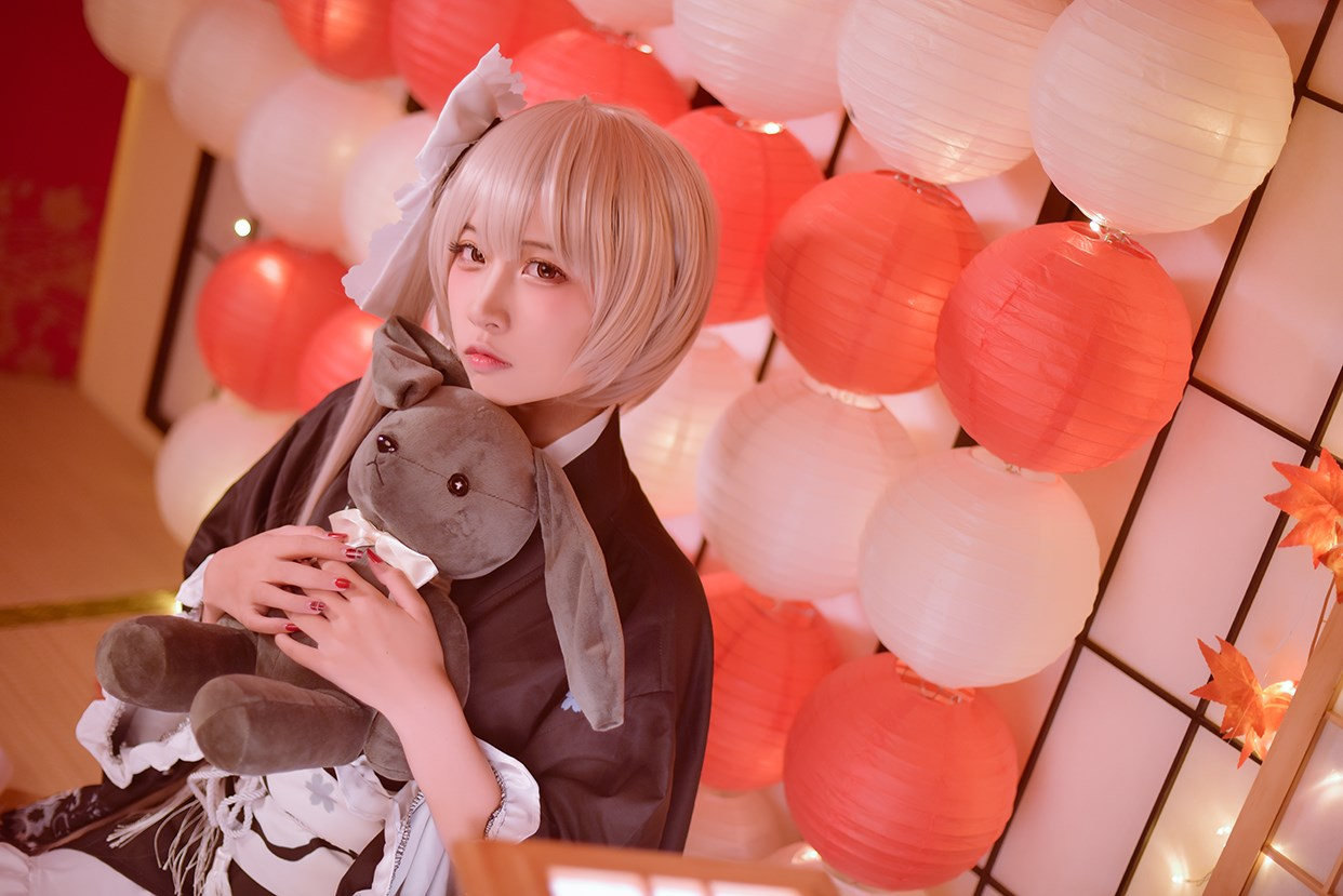 【兔玩映画】和服穹妹 兔玩映画 第30张