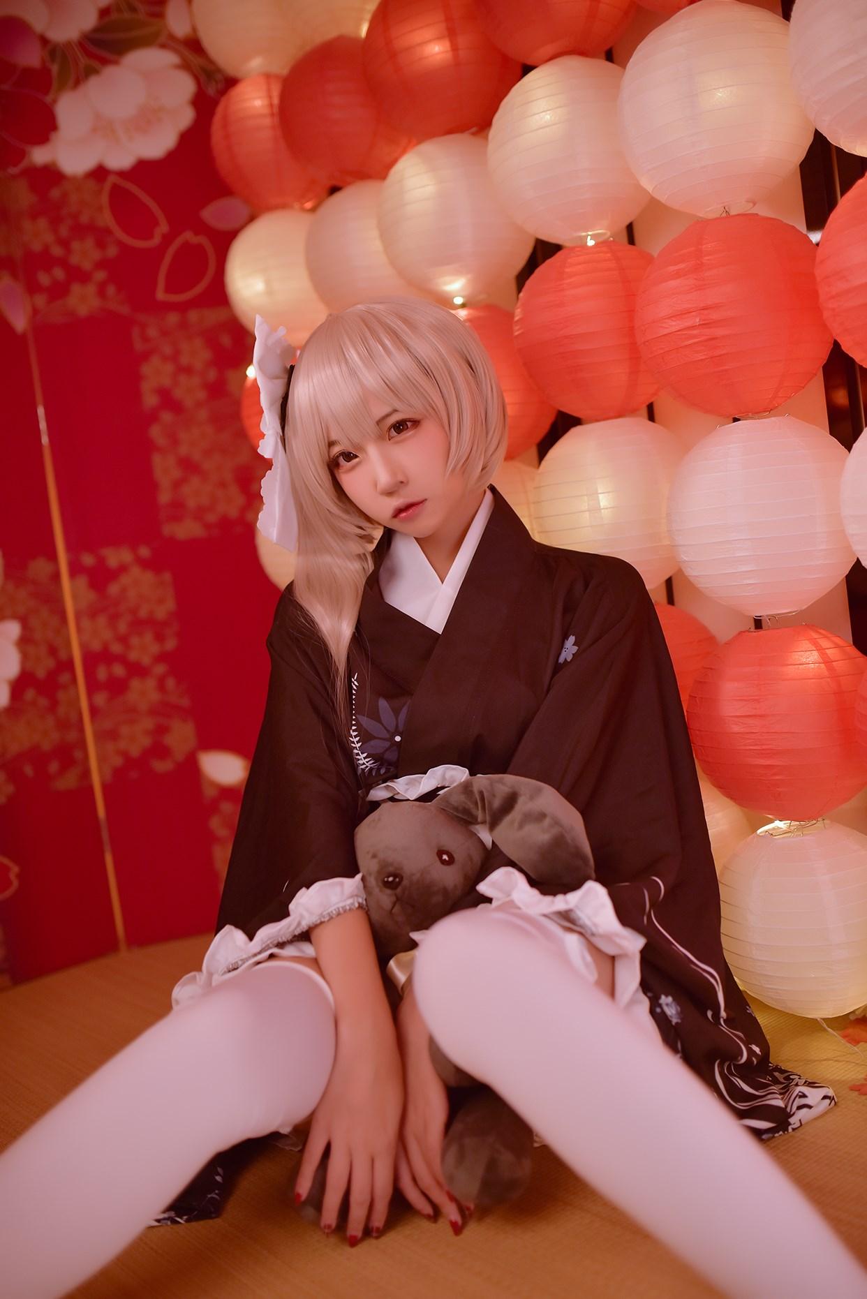 【兔玩映画】和服穹妹 兔玩映画 第29张