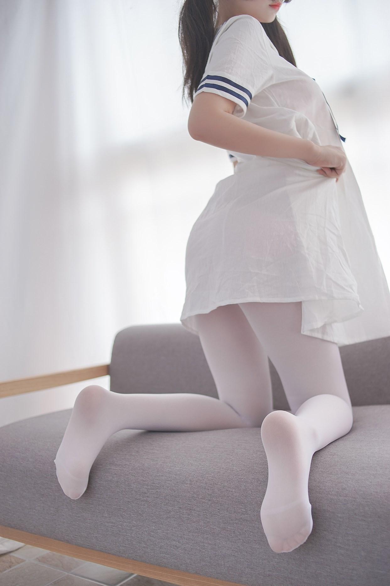 【兔玩映画】白丝喵喵 兔玩映画 第15张