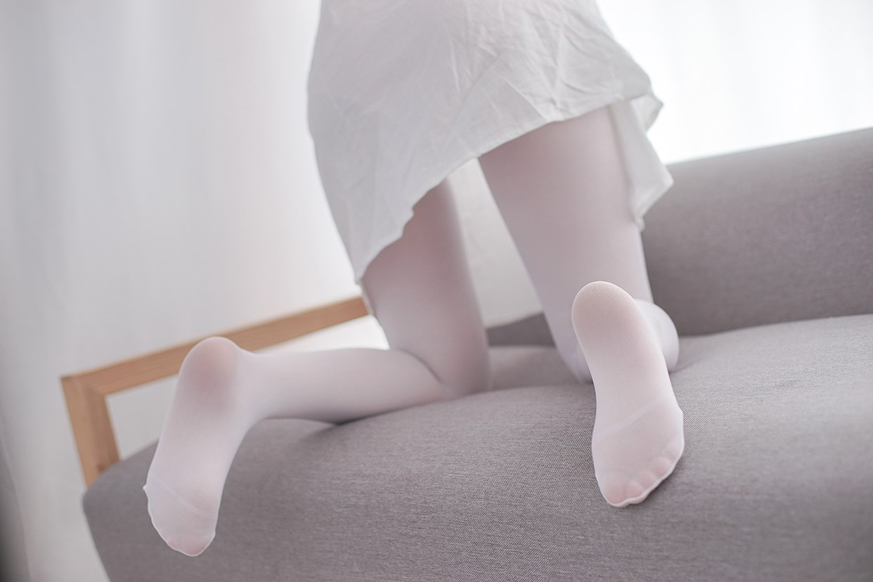 【兔玩映画】白丝喵喵 兔玩映画 第13张