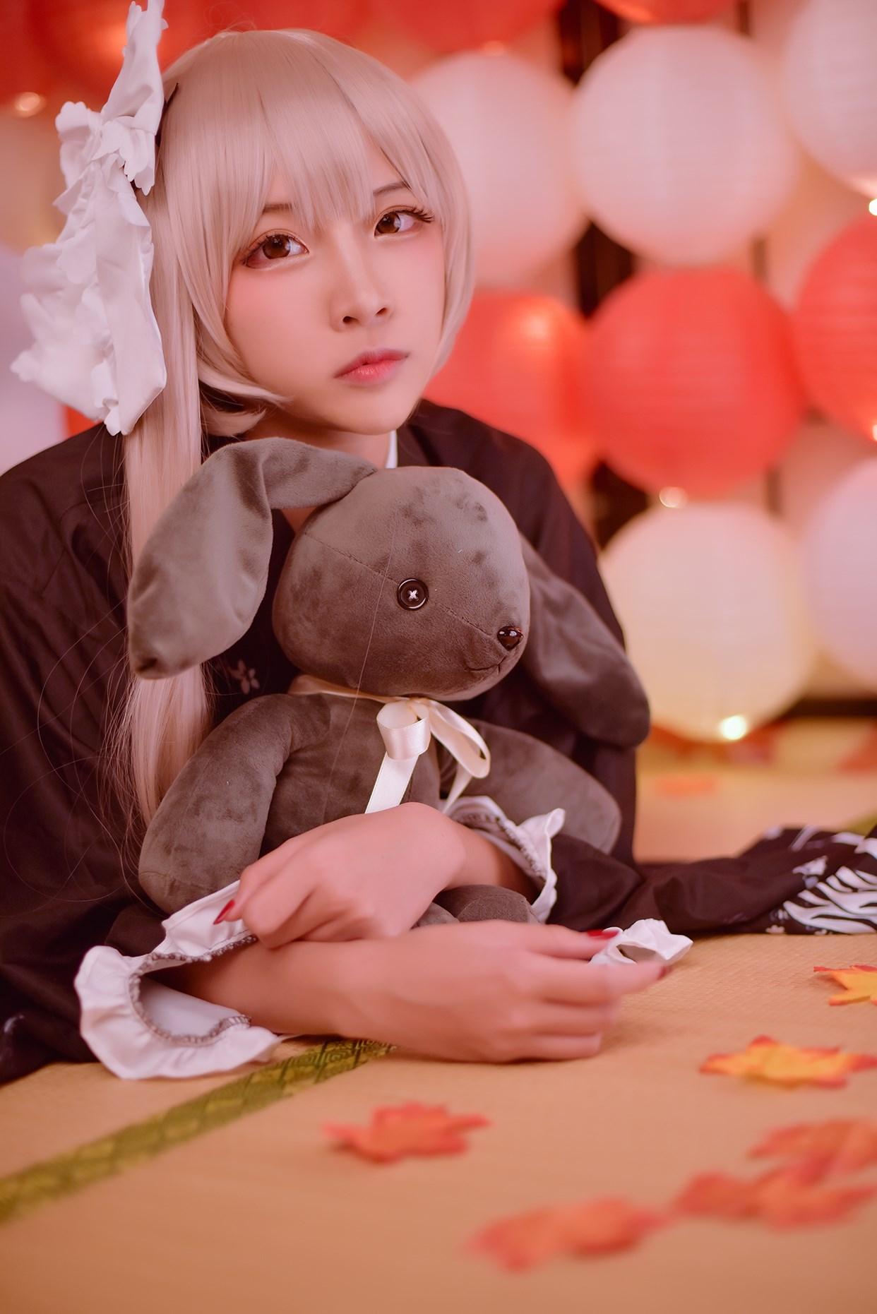 【兔玩映画】和服穹妹 兔玩映画 第15张