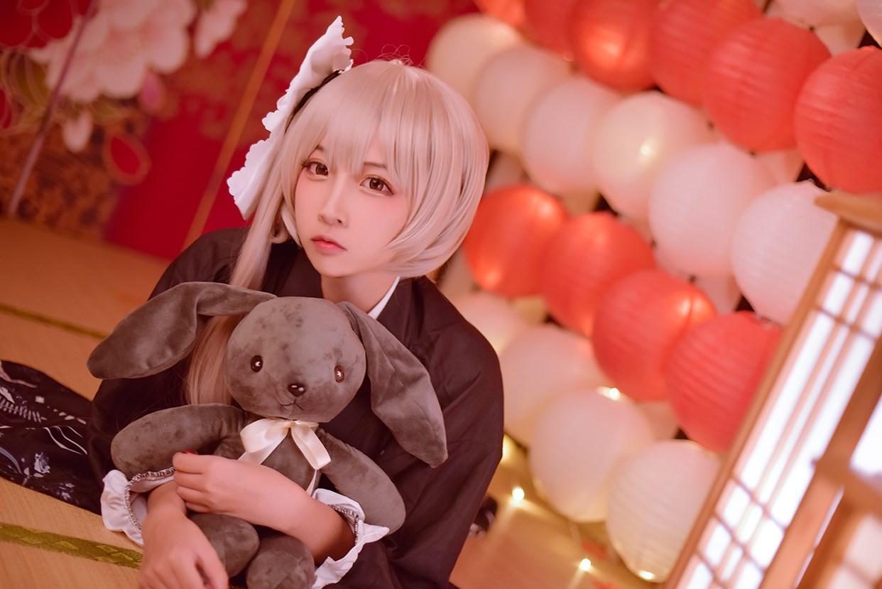 【兔玩映画】和服穹妹 兔玩映画 第4张