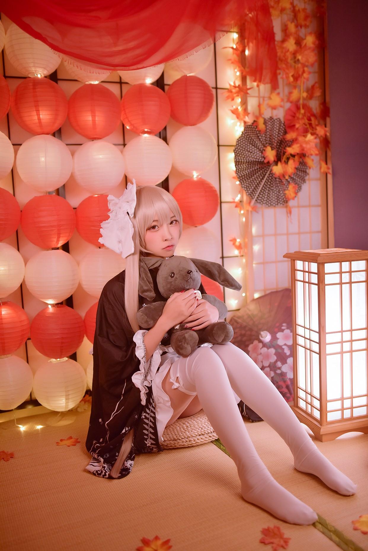 【兔玩映画】和服穹妹 兔玩映画 第1张
