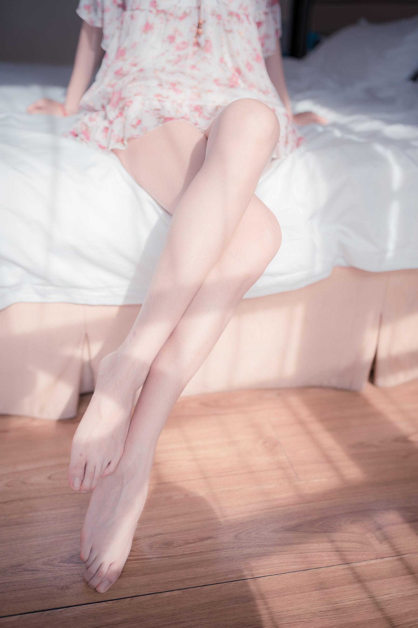 【兔玩映画】粉嫩嫩的小腿 兔玩映画 第43张