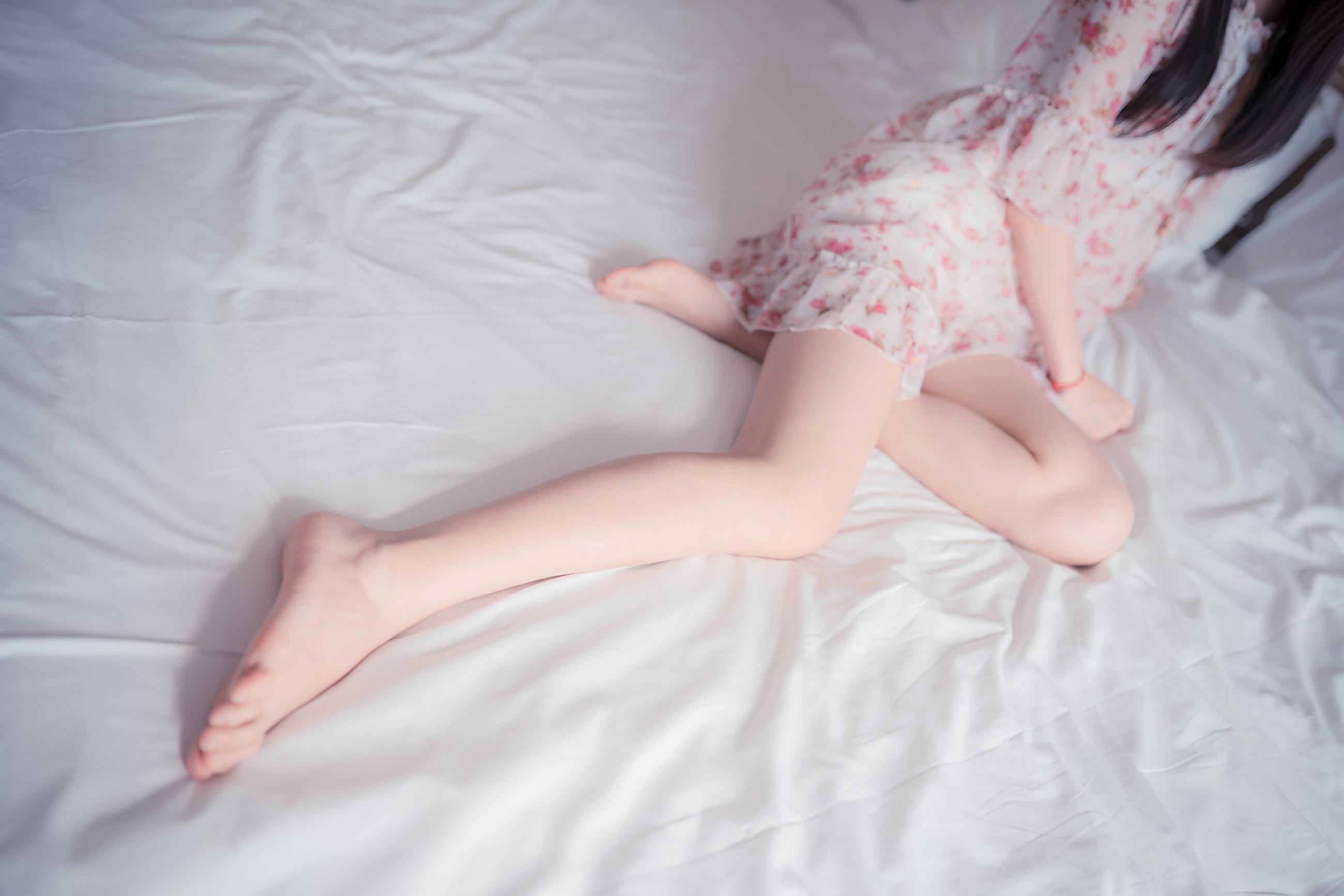 【兔玩映画】粉嫩嫩的小腿 兔玩映画 第40张