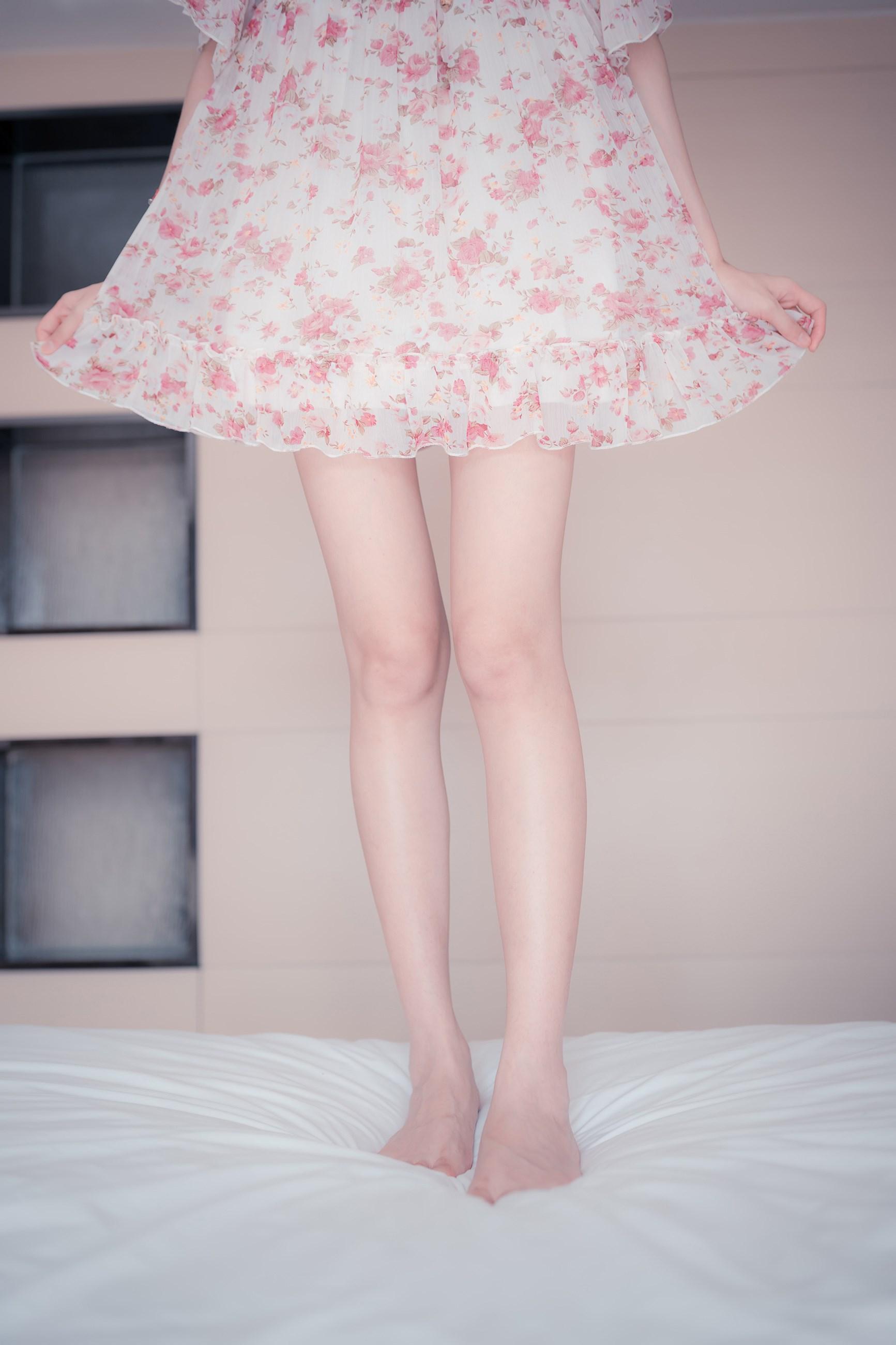 【兔玩映画】粉嫩嫩的小腿 兔玩映画 第29张