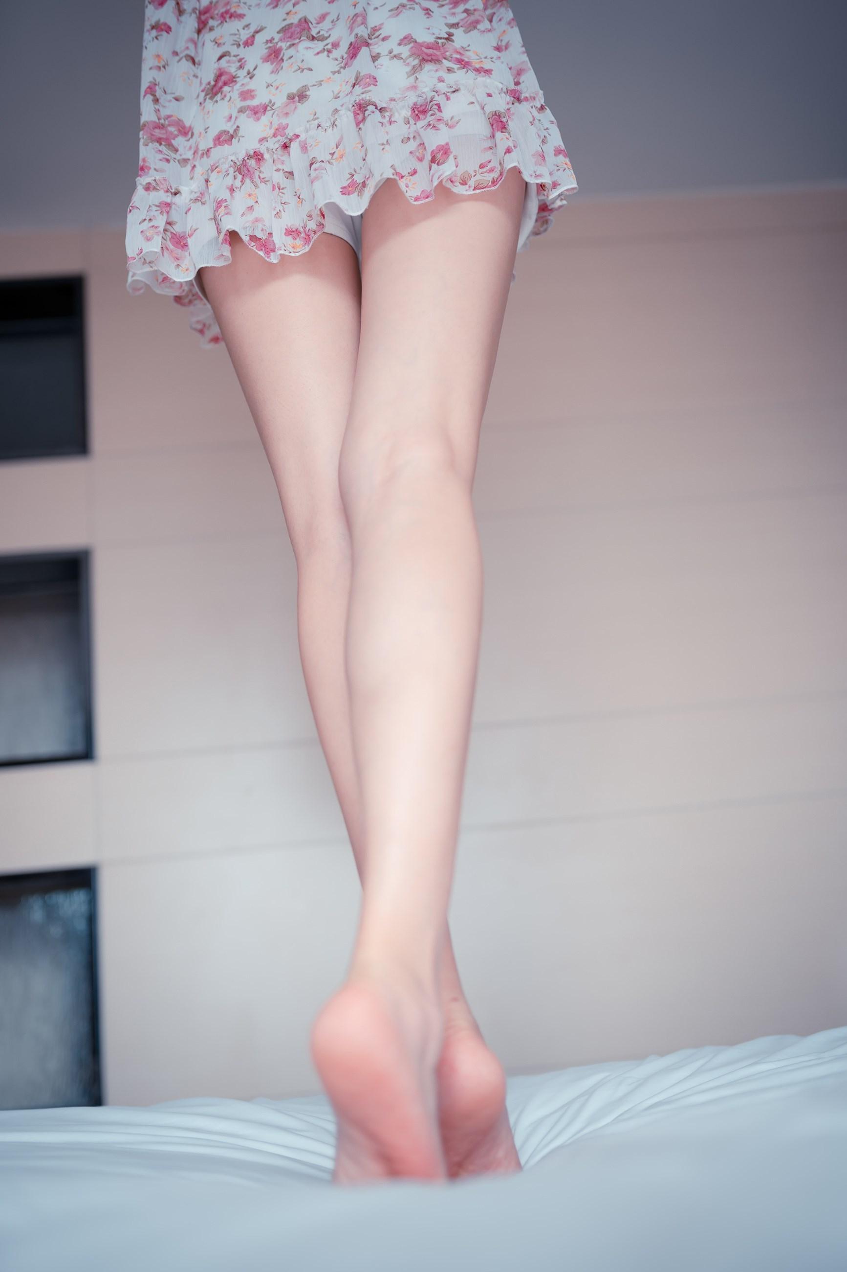 【兔玩映画】粉嫩嫩的小腿 兔玩映画 第27张