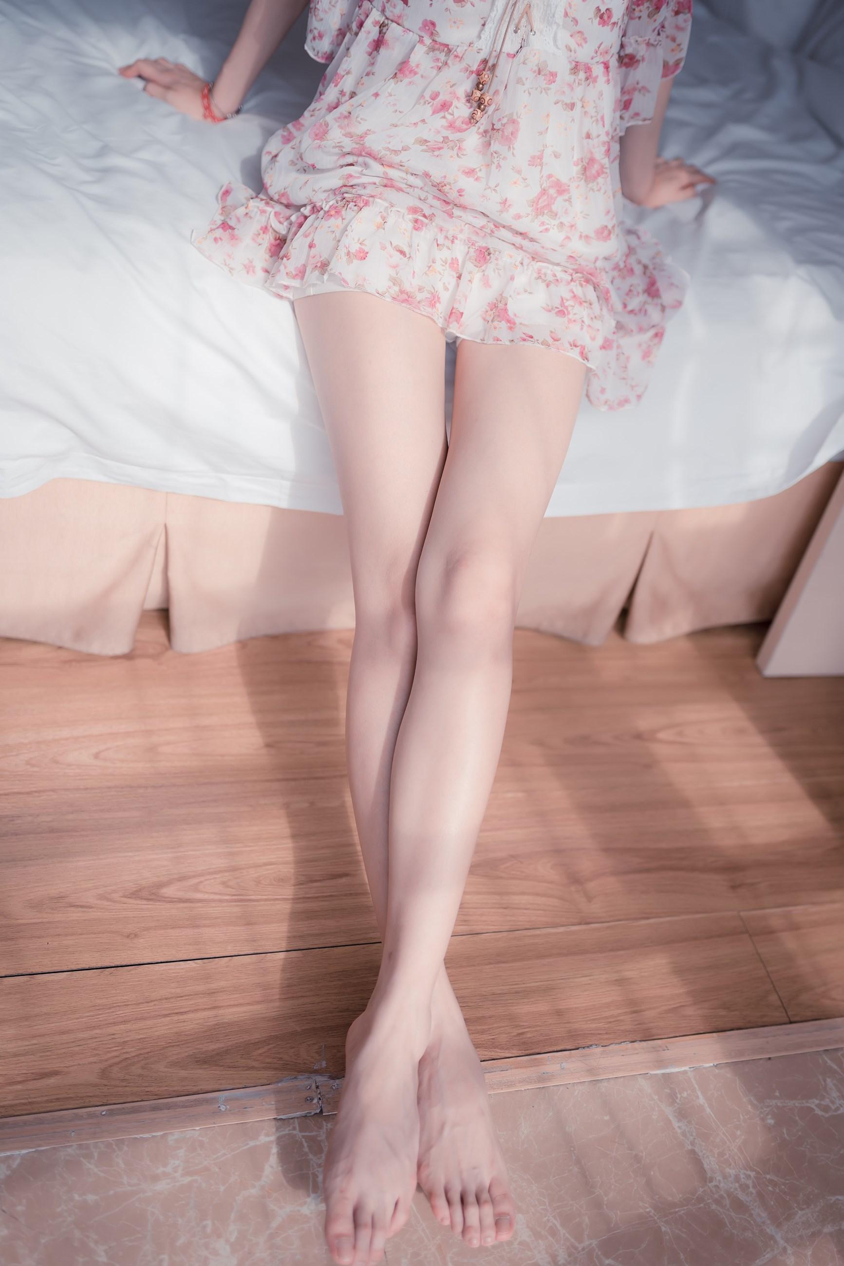 【兔玩映画】粉嫩嫩的小腿 兔玩映画 第19张