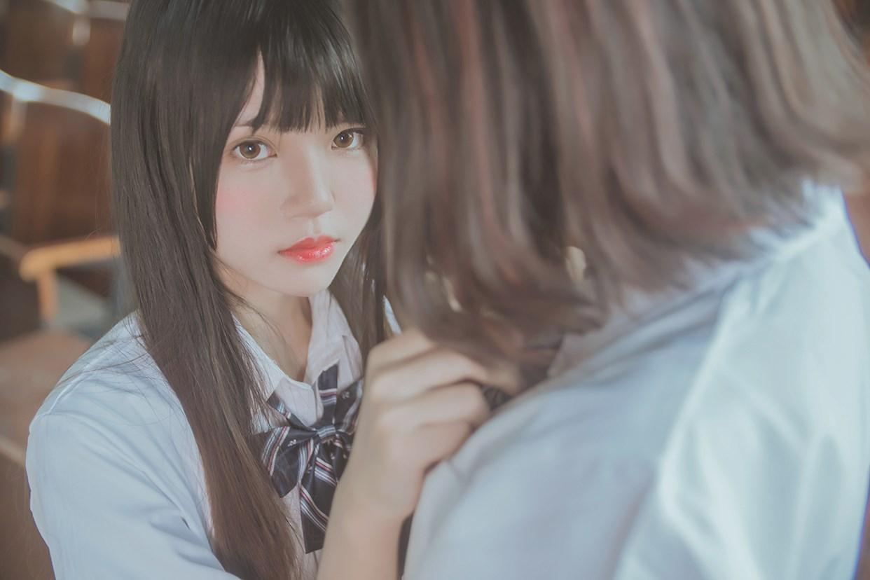 【兔玩映画】JK百合 兔玩映画 第31张