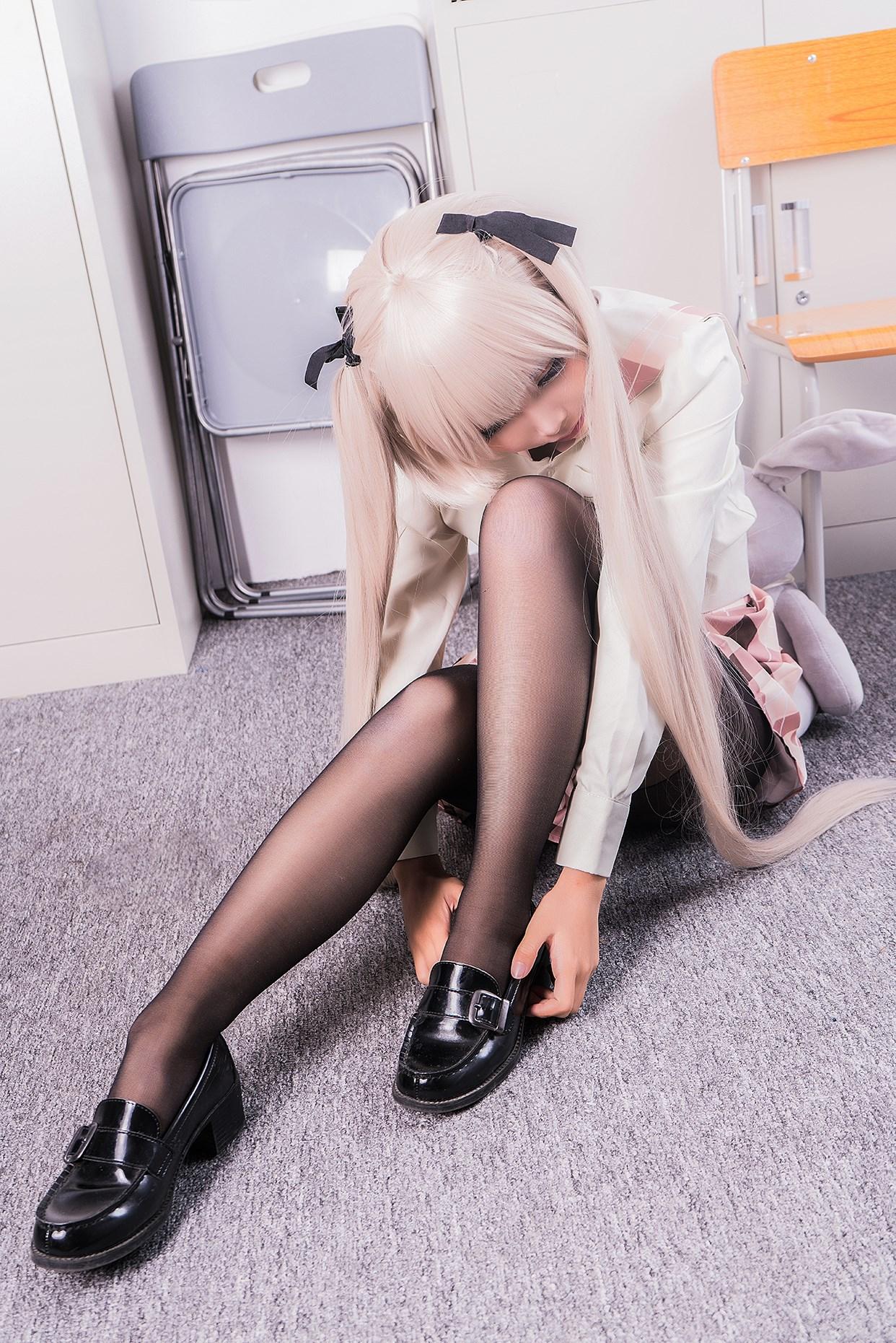 【兔玩映画】黑丝穹妹 兔玩映画 第44张