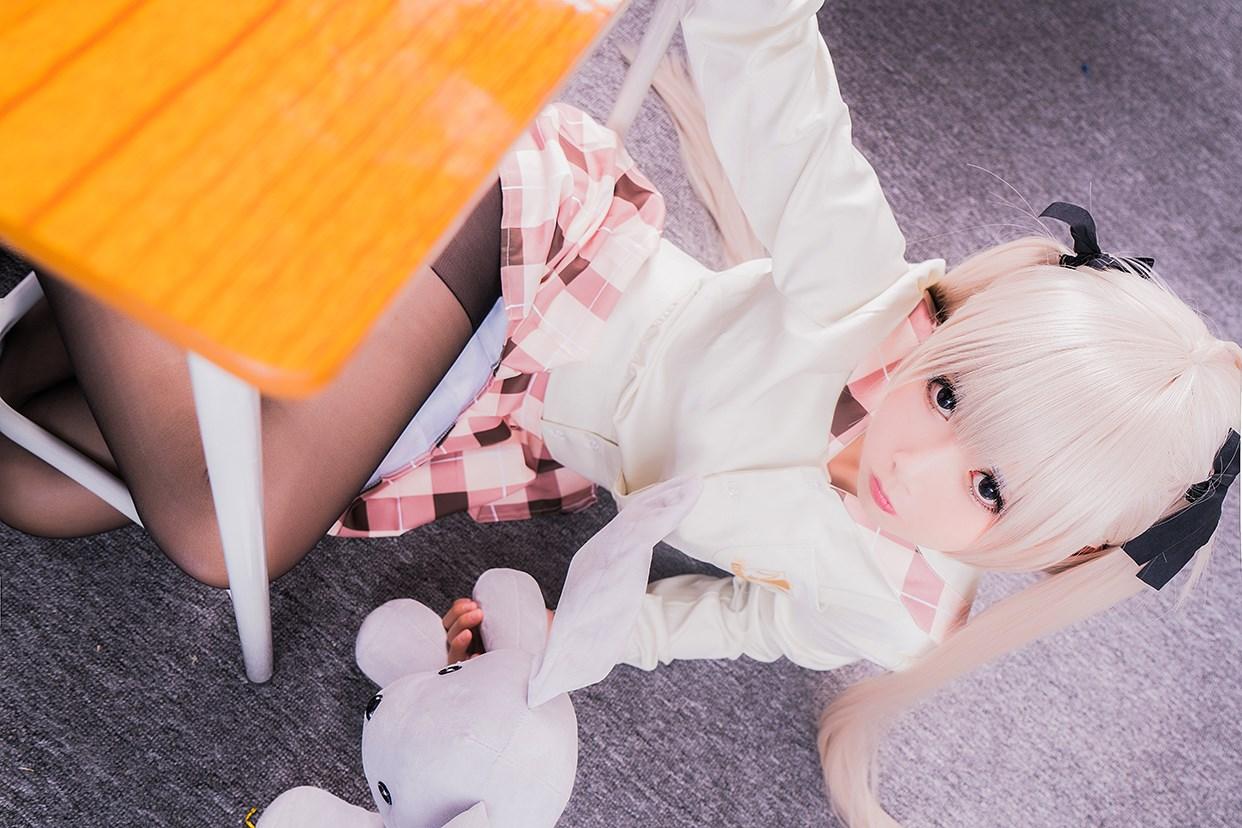 【兔玩映画】黑丝穹妹 兔玩映画 第40张
