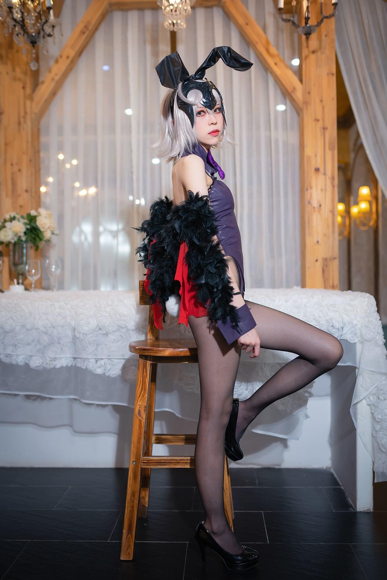 【兔玩映画】兔女郎vol.13-贞德 兔玩映画 第21张