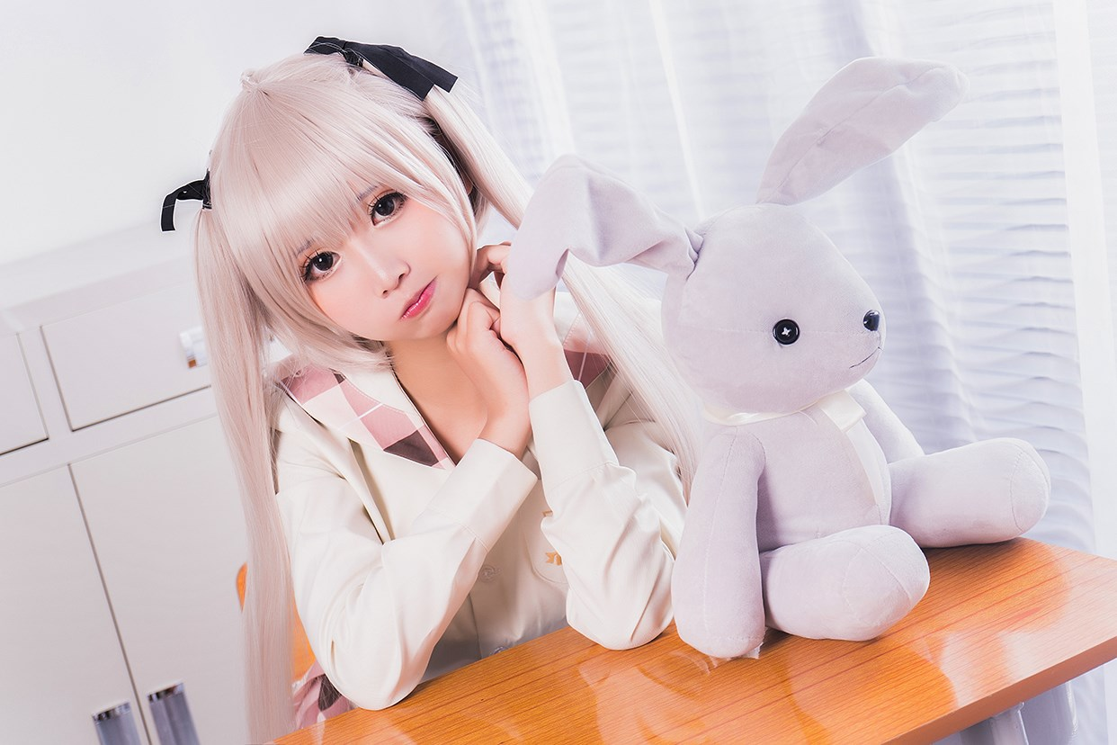 【兔玩映画】黑丝穹妹 兔玩映画 第9张