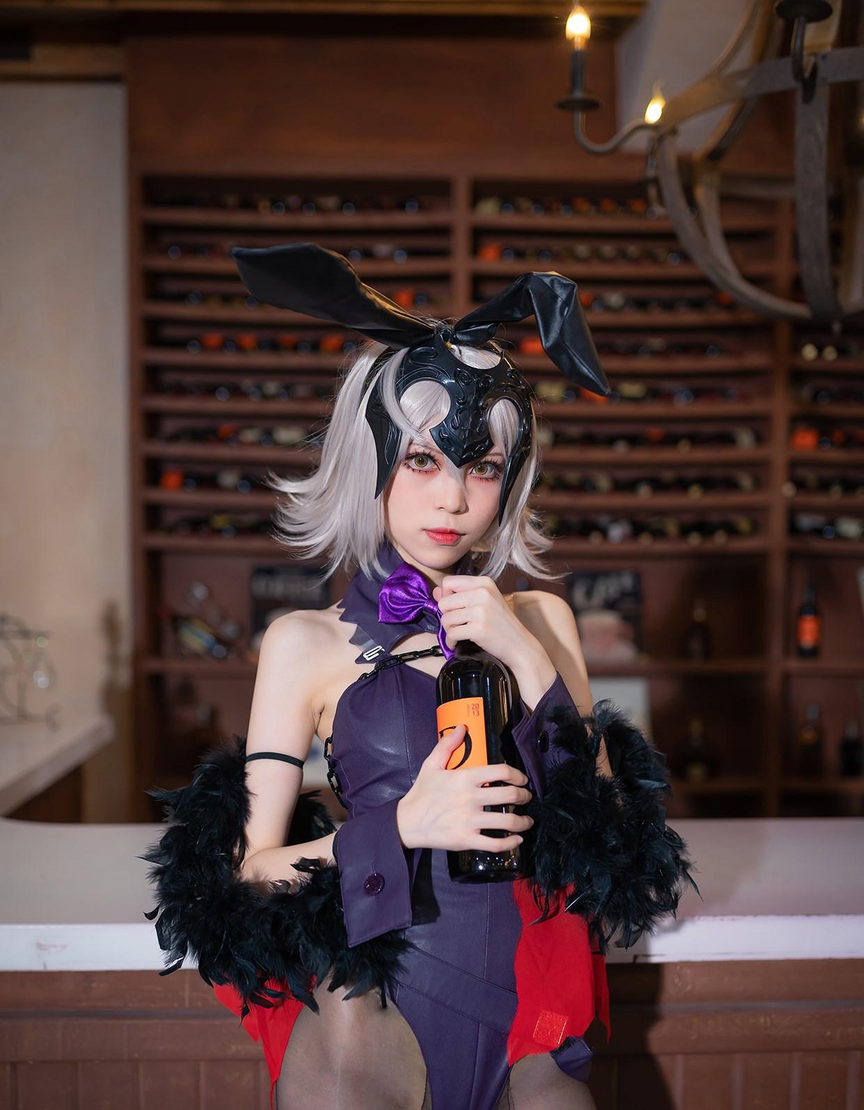 【兔玩映画】兔女郎vol.13-贞德 兔玩映画 第19张